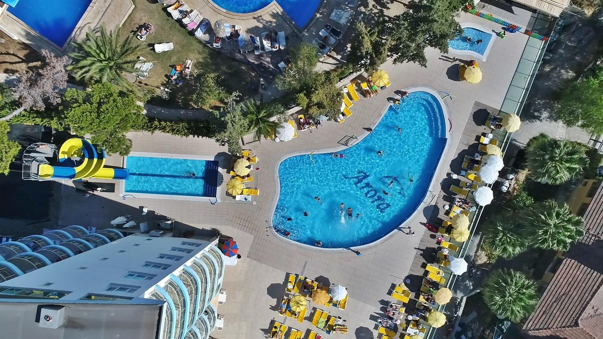 Hotel Arora 4* - Кушадасъ, Турция