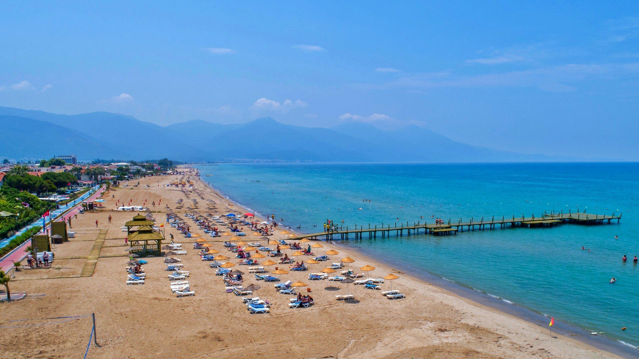 Grand Belish - плаж