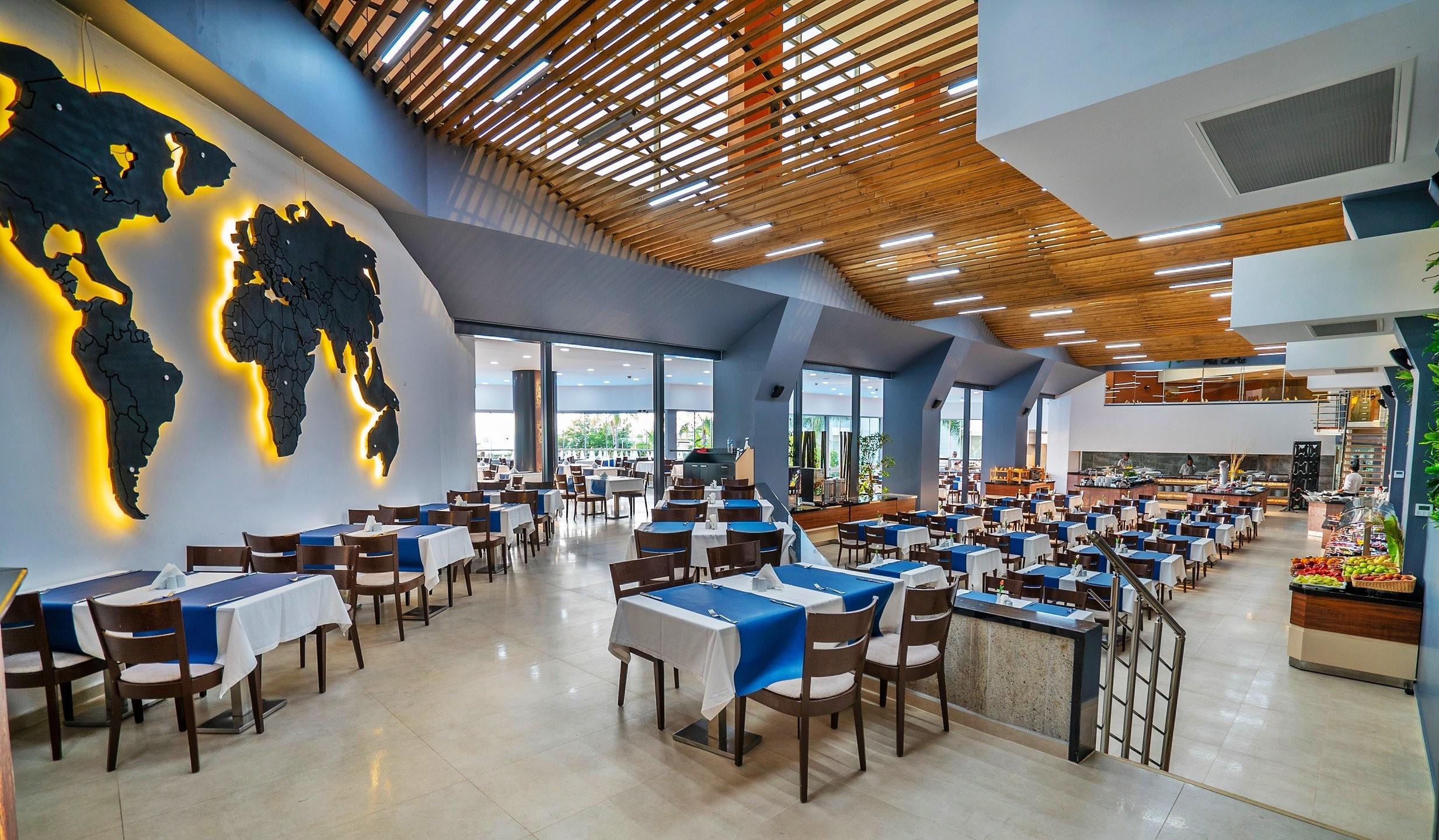 Grand Belish - ресторант