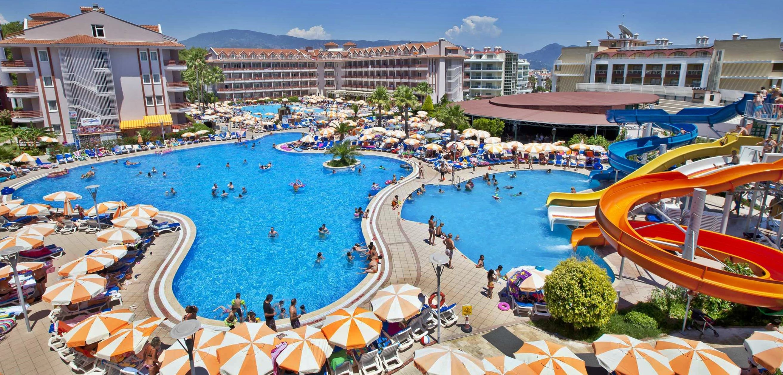 Green Nature Resort & Spa - басейн