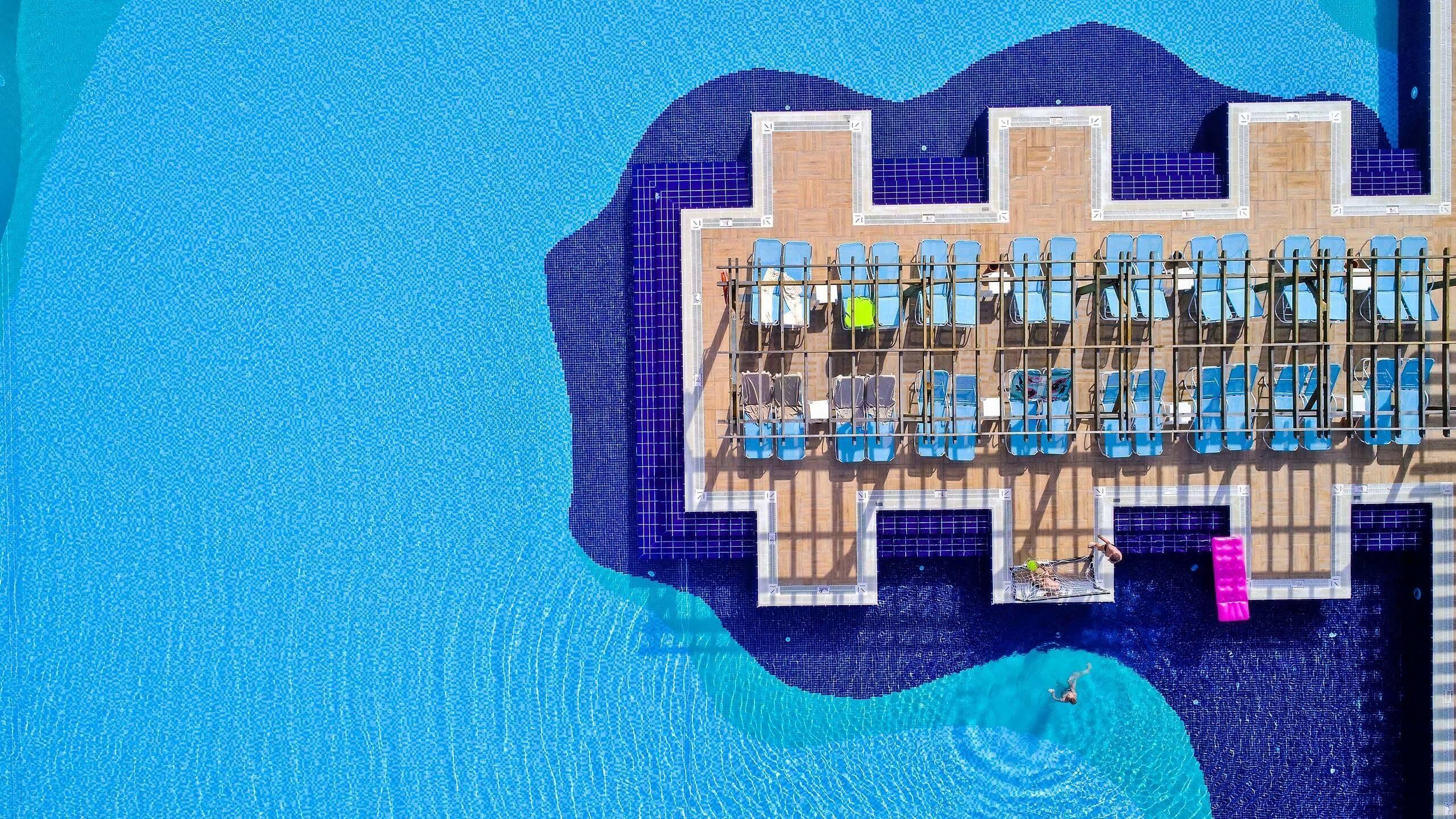 Arcanus Side Resort - басейн