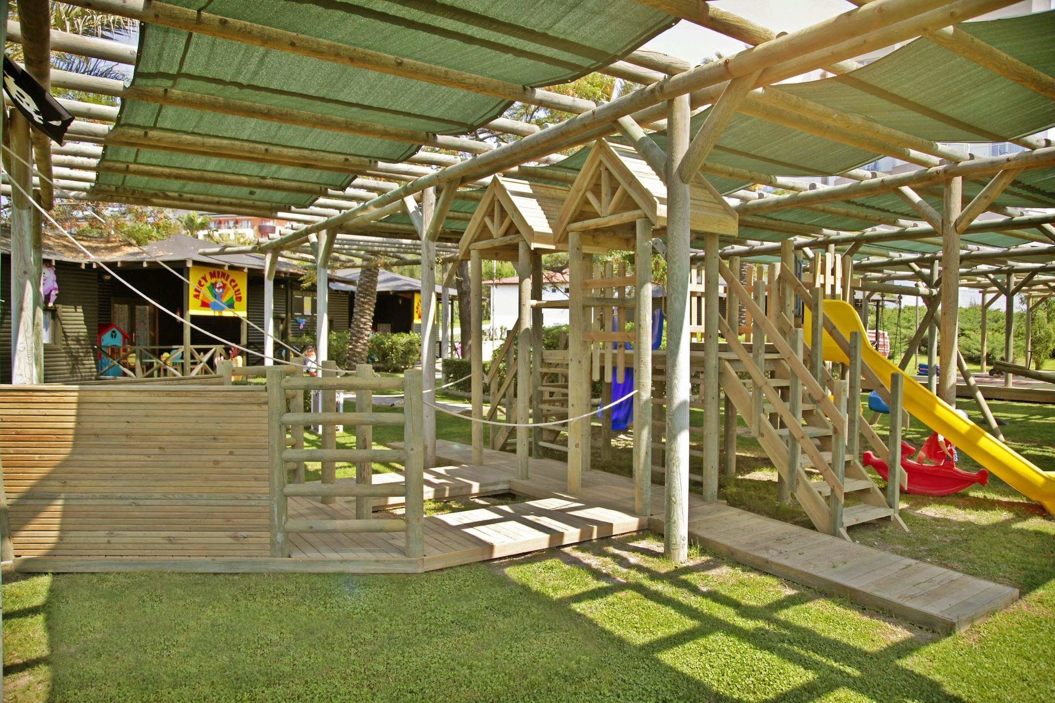Arcanus Side Resort - мини клуб