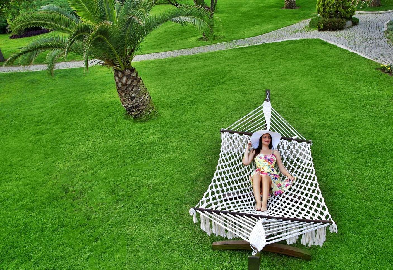 Arcanus Side Resort - garden