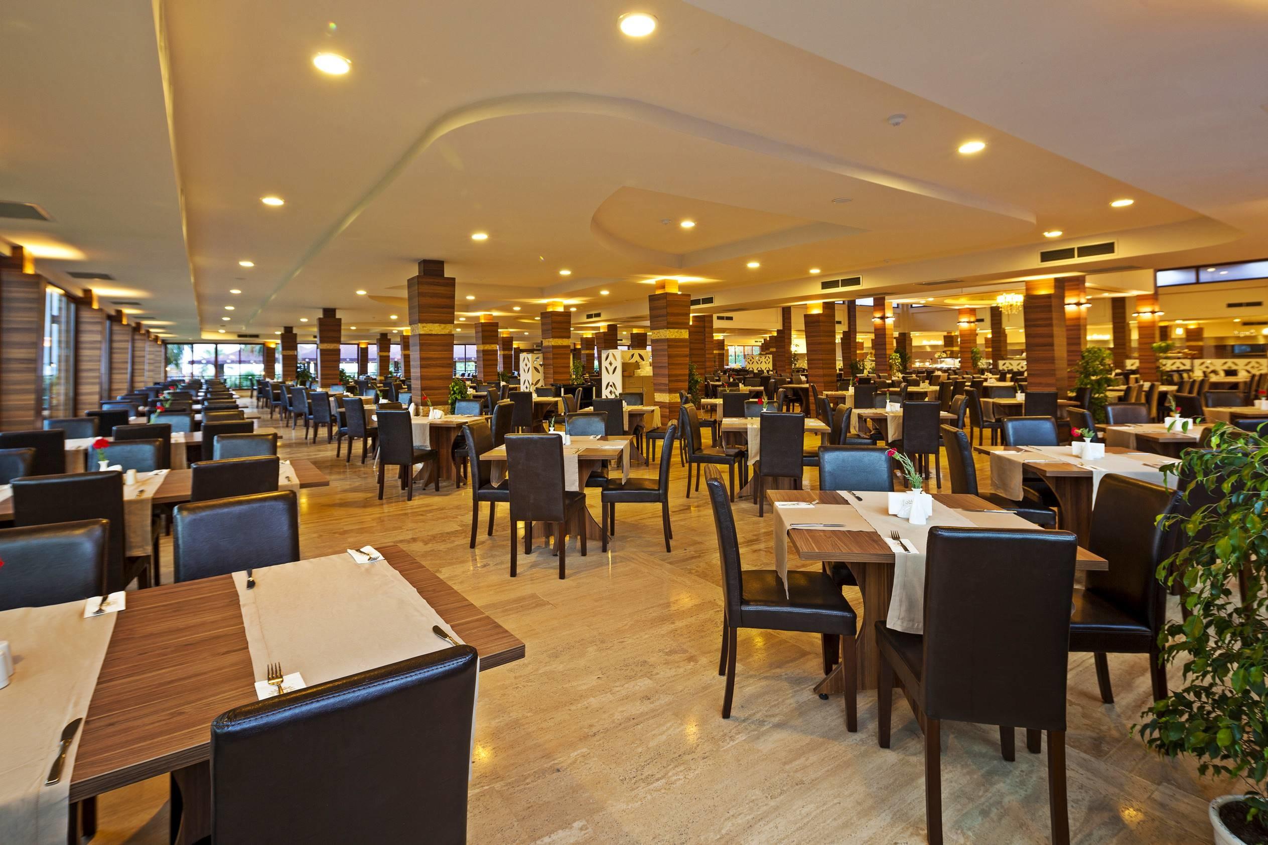 Club Turan Prince World - ресторант