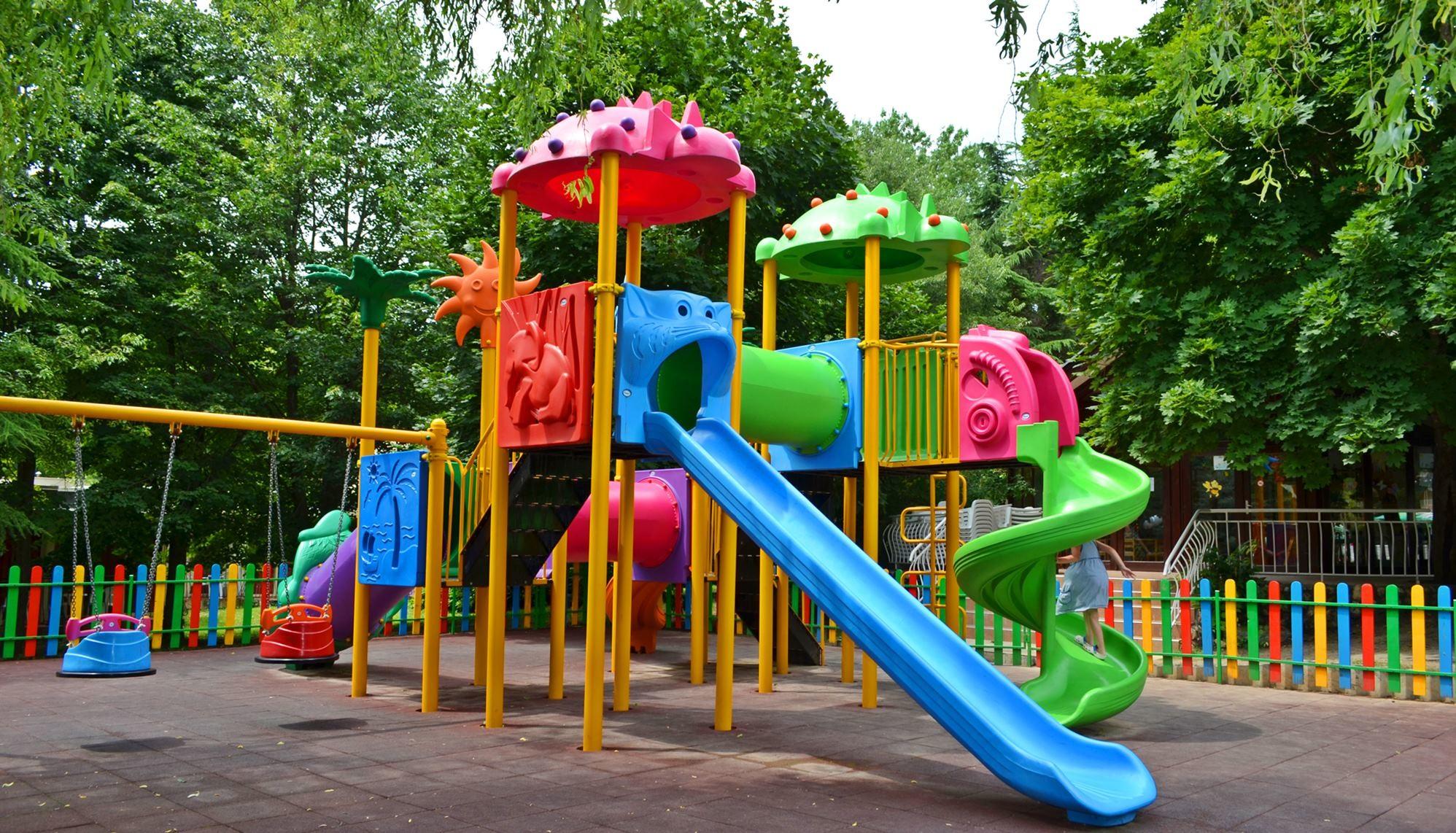 Вита парк - детска площадка