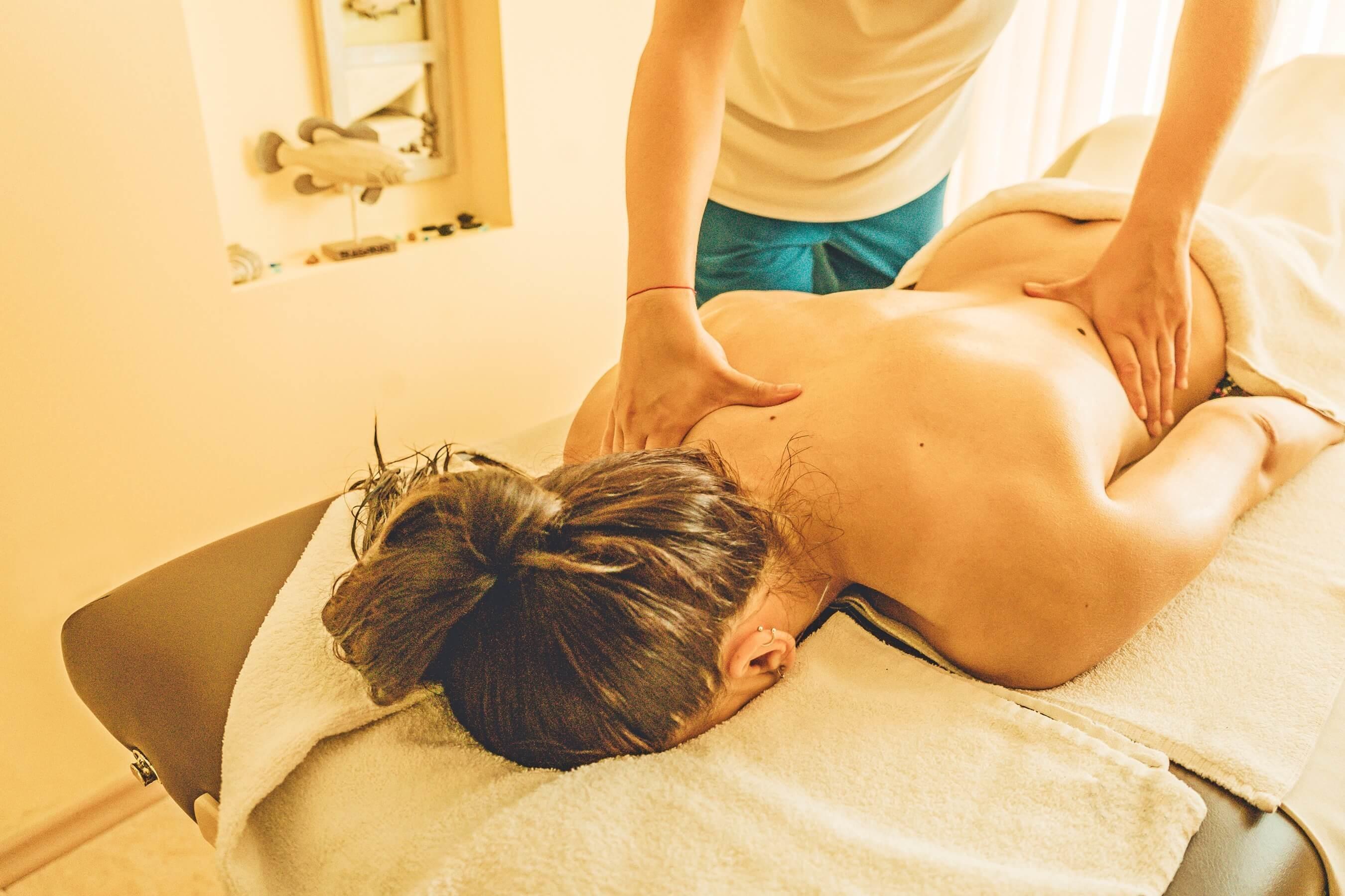 Хотел Примасол Ралица Супериор -масаж