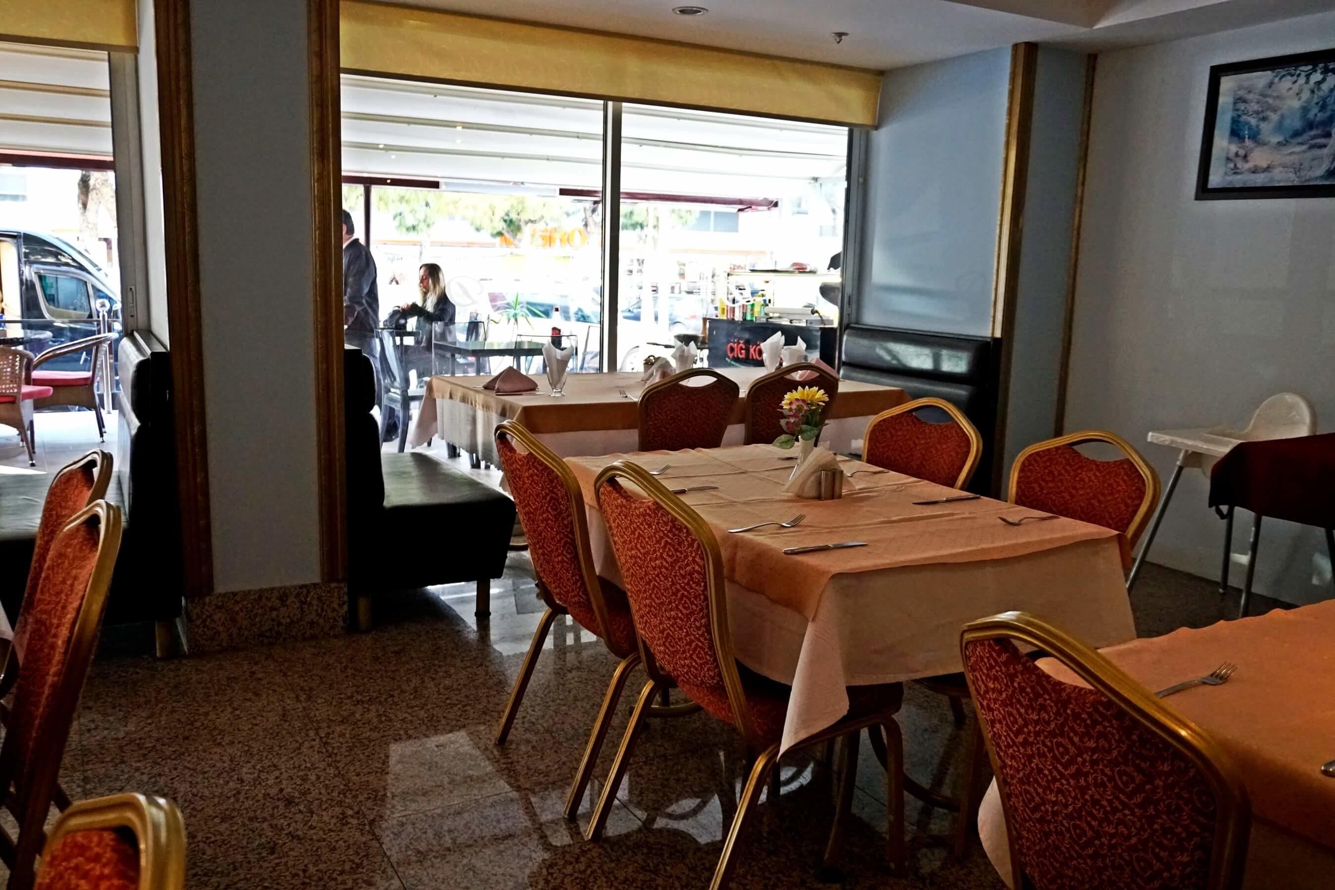 Dabaklar - ресторант