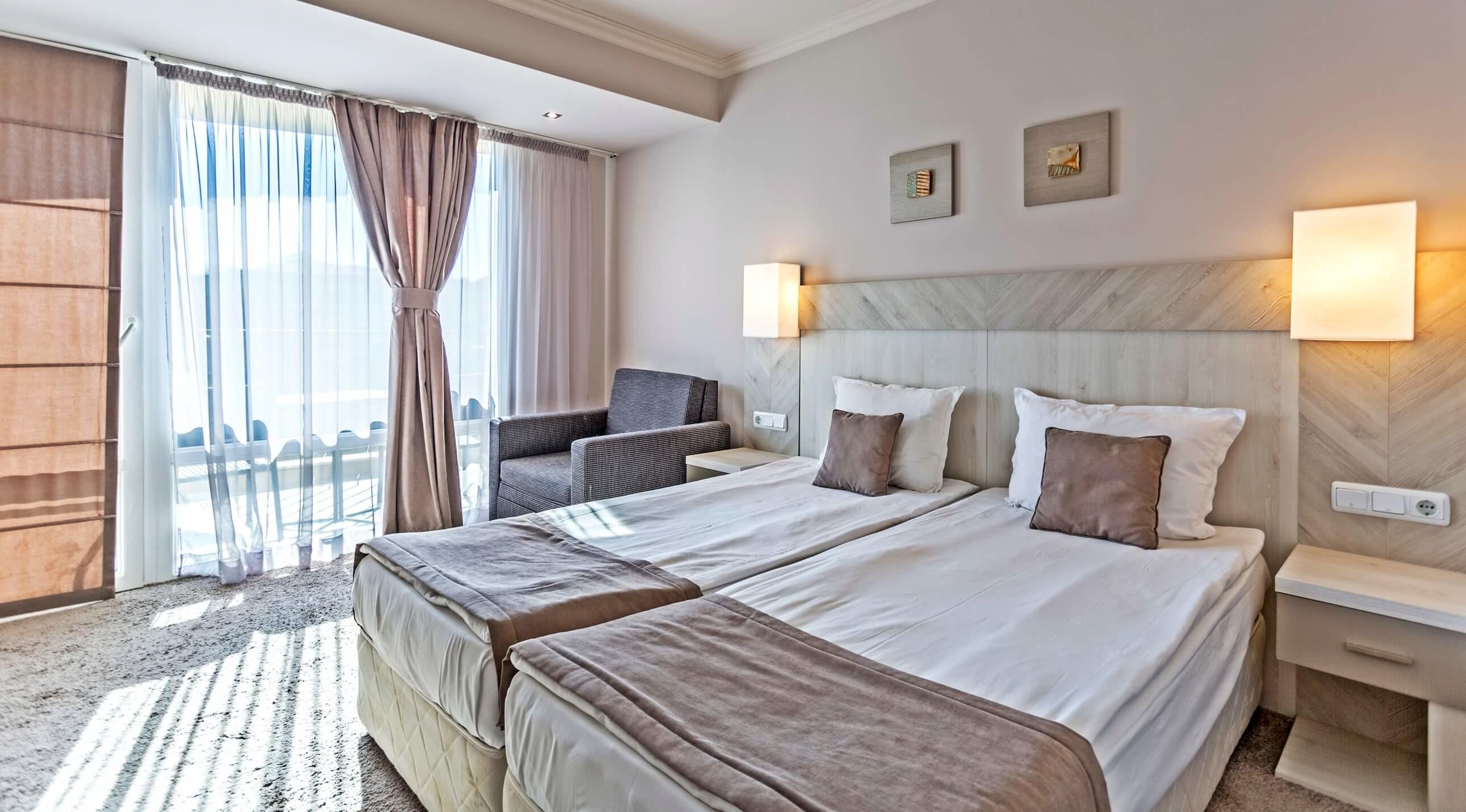 Хотел Селена Бийч 3* - стая