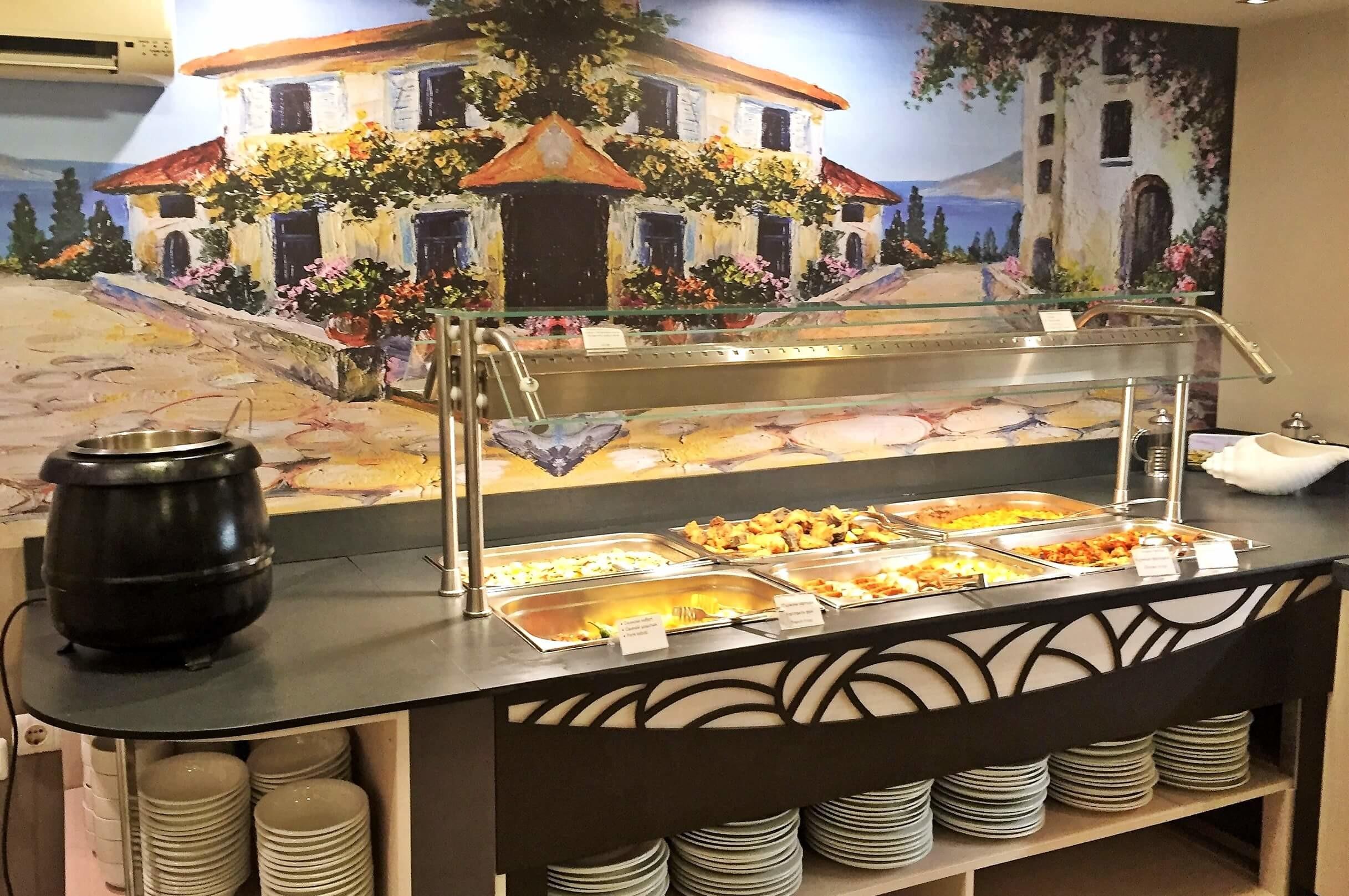 Хотел Селена Бийч 3* - ресторант