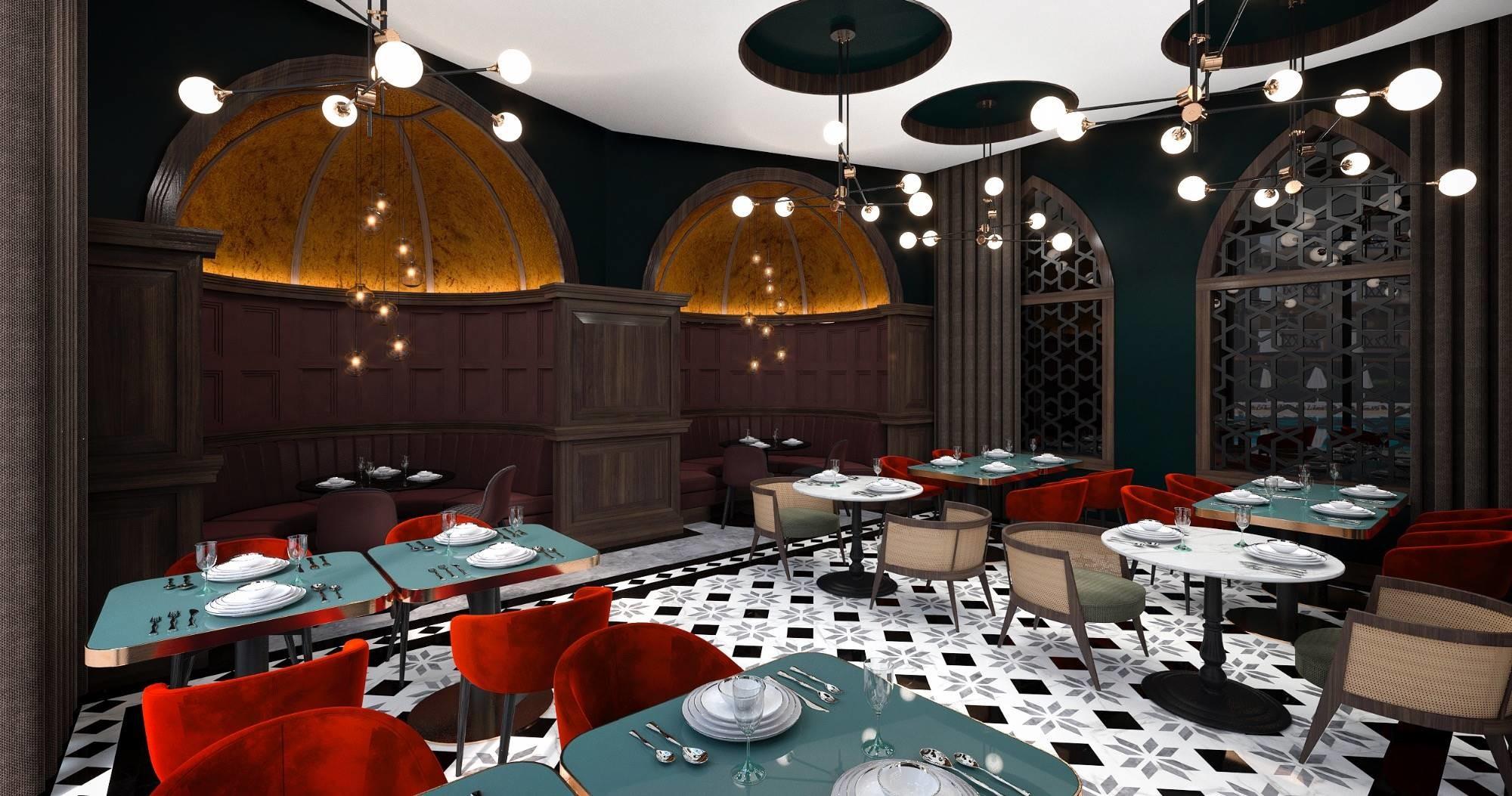 Maxeria Blue Didyma - ресторант