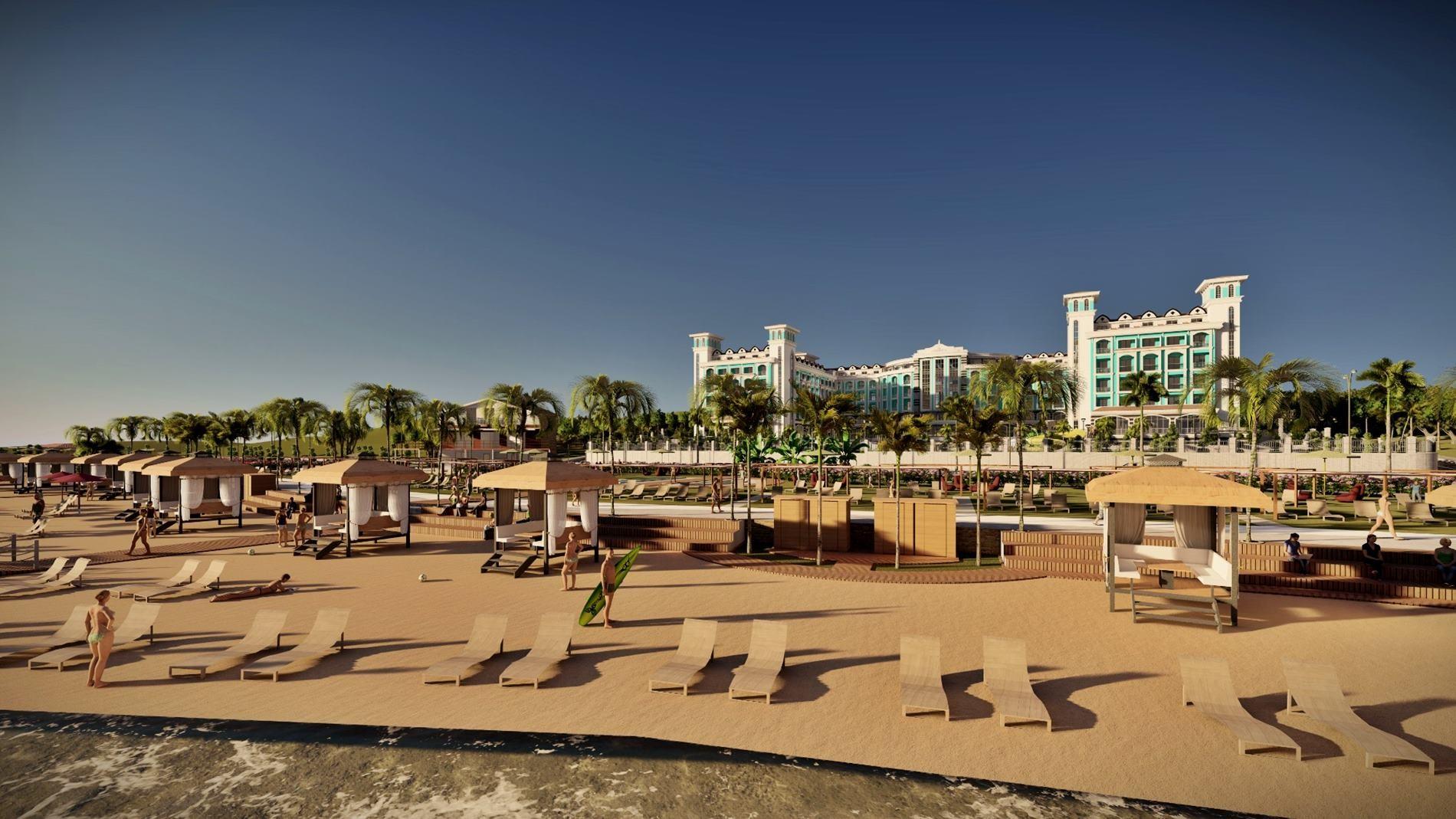 Maxeria Blue Didyma - плаж