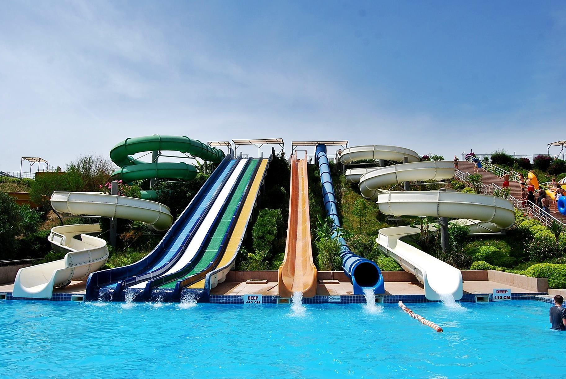 Maxeria Blue Didyma -аквапарк