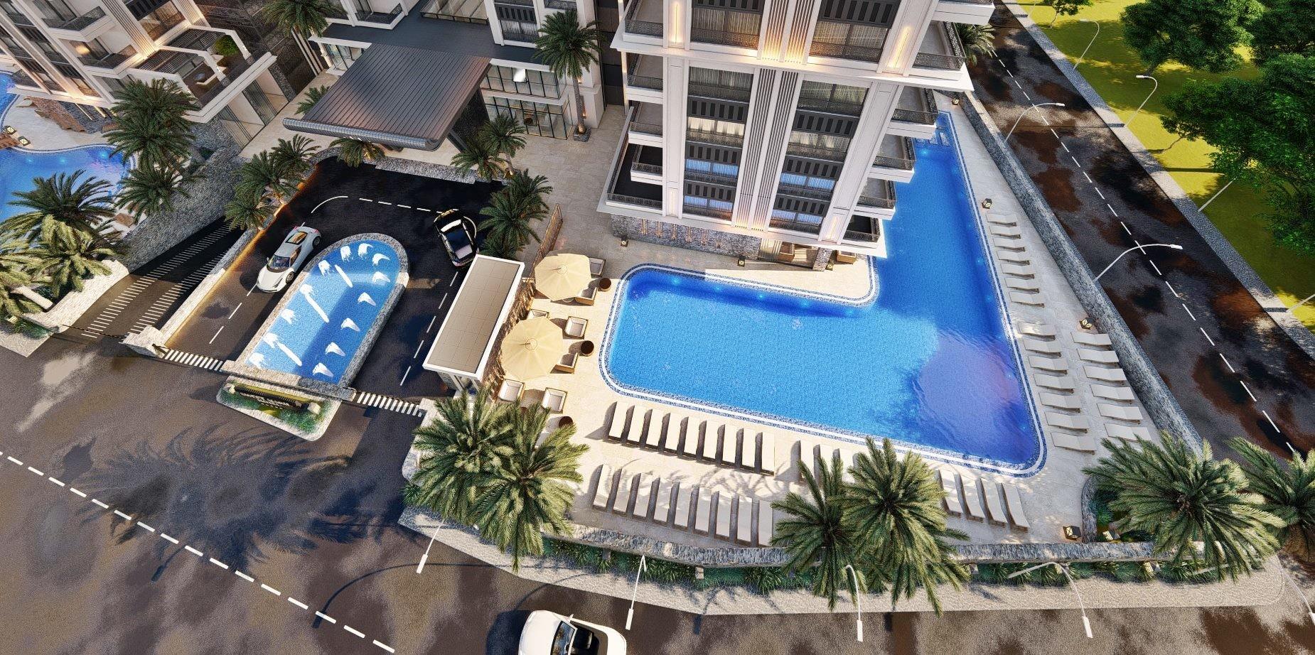 Maril Resort - басейн