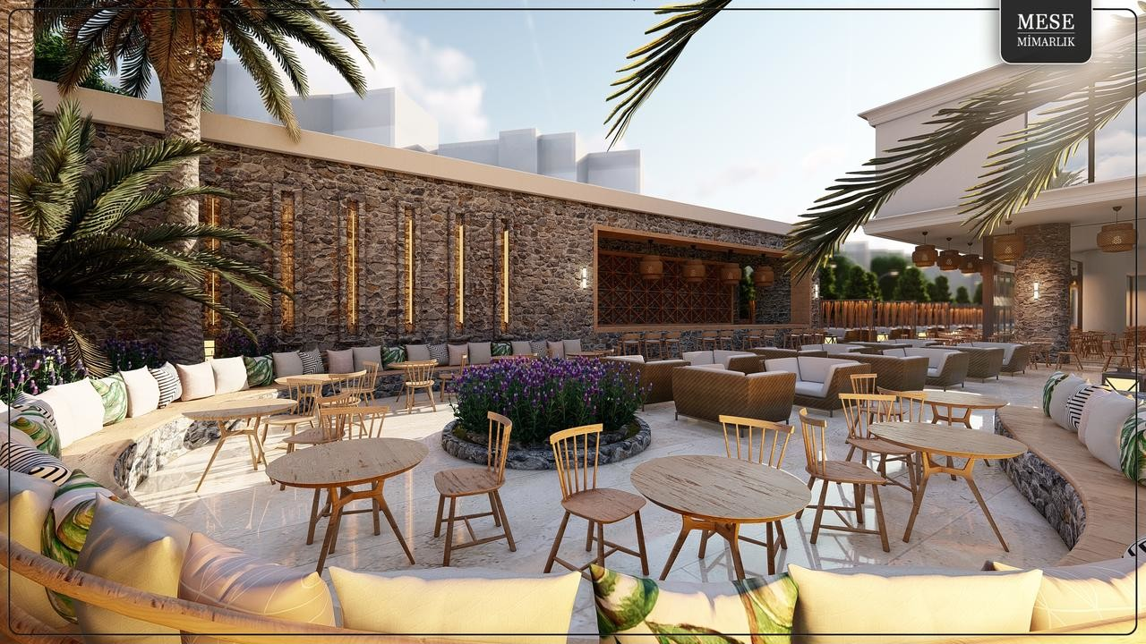 Maril Resort - бар