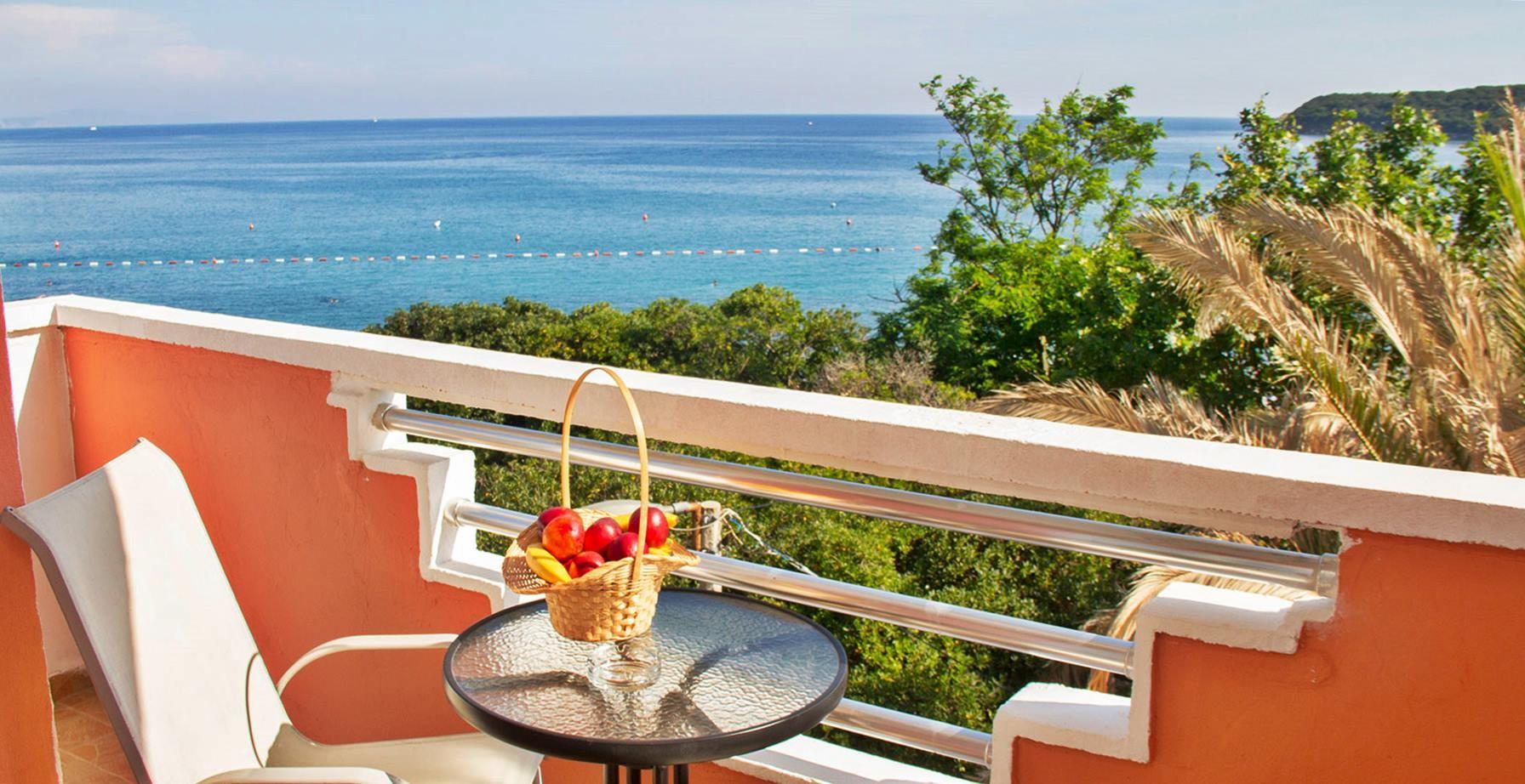 Palma Jaz  - балкон