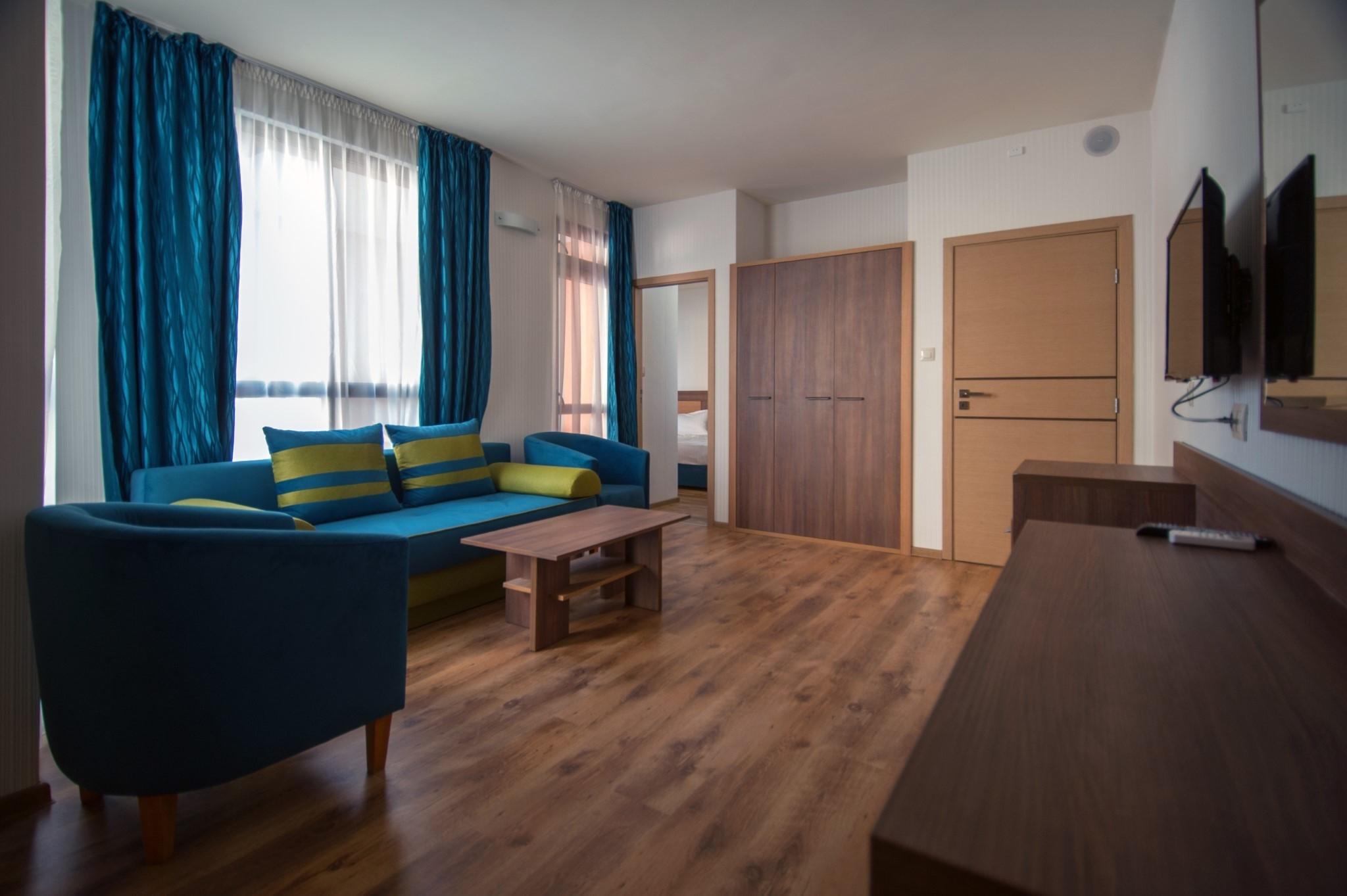Парадайз Бийч Хотел - апартамент
