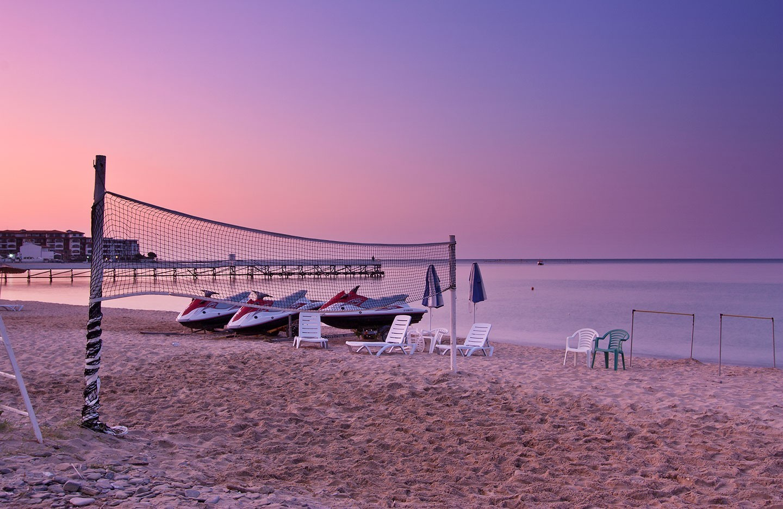 Парадайз Бийч Хотел - плаж