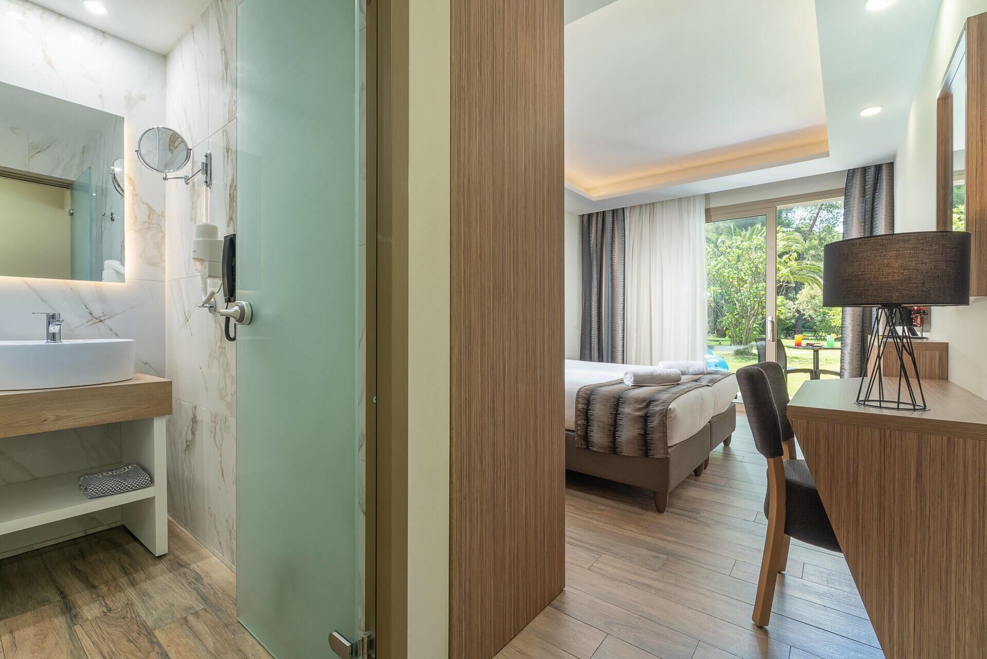 Poseidon Hotel Sea Resort - стая и баня
