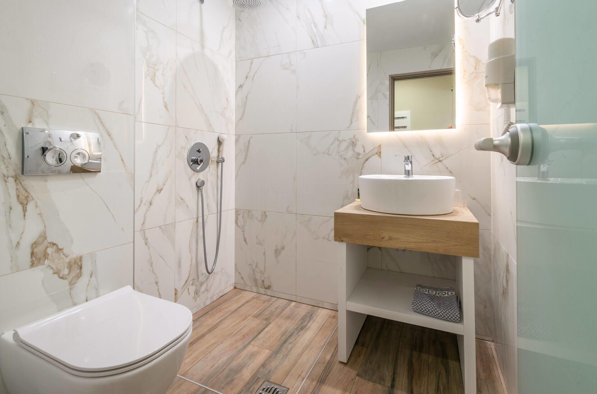 Poseidon Hotel Sea Resort - баня