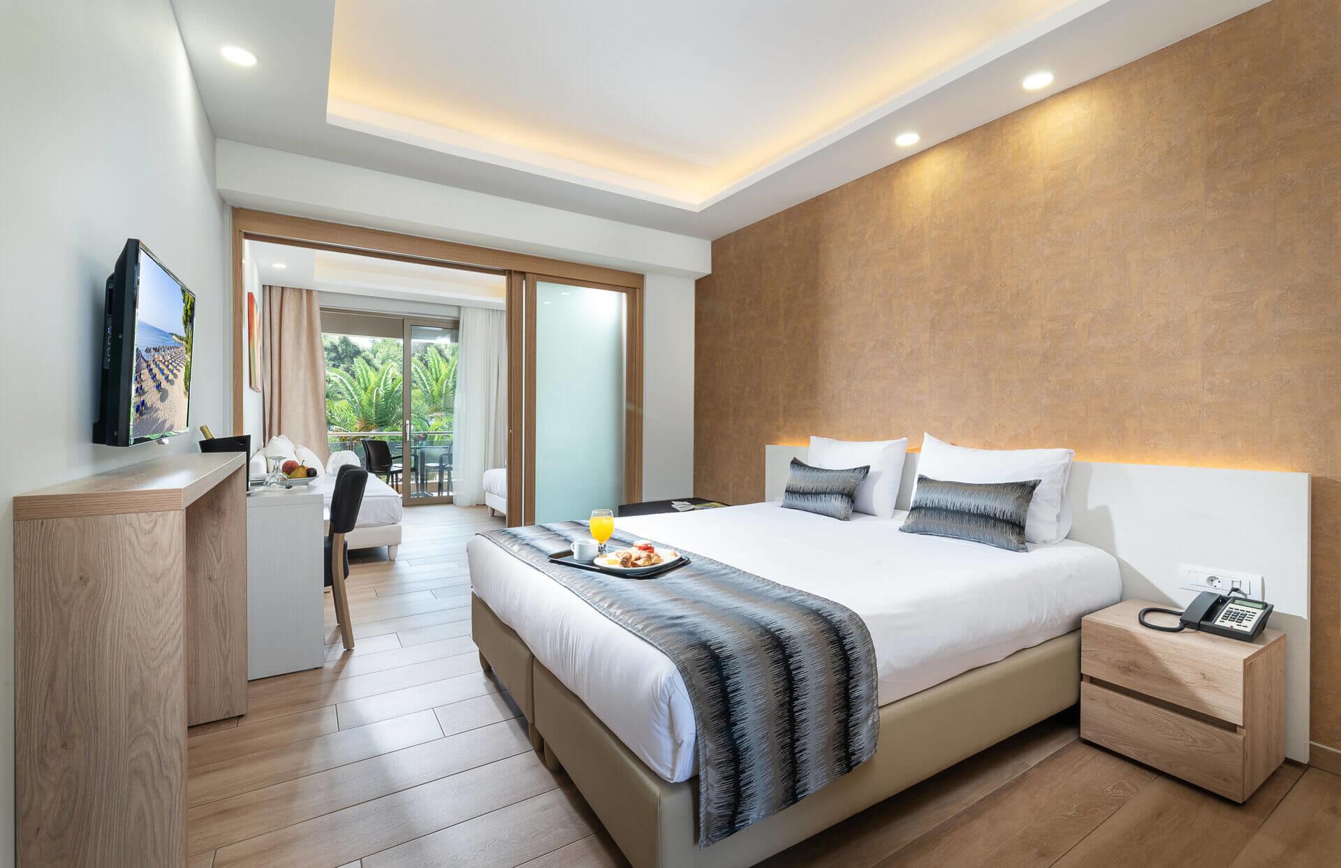 Poseidon Hotel Sea Resort - стая