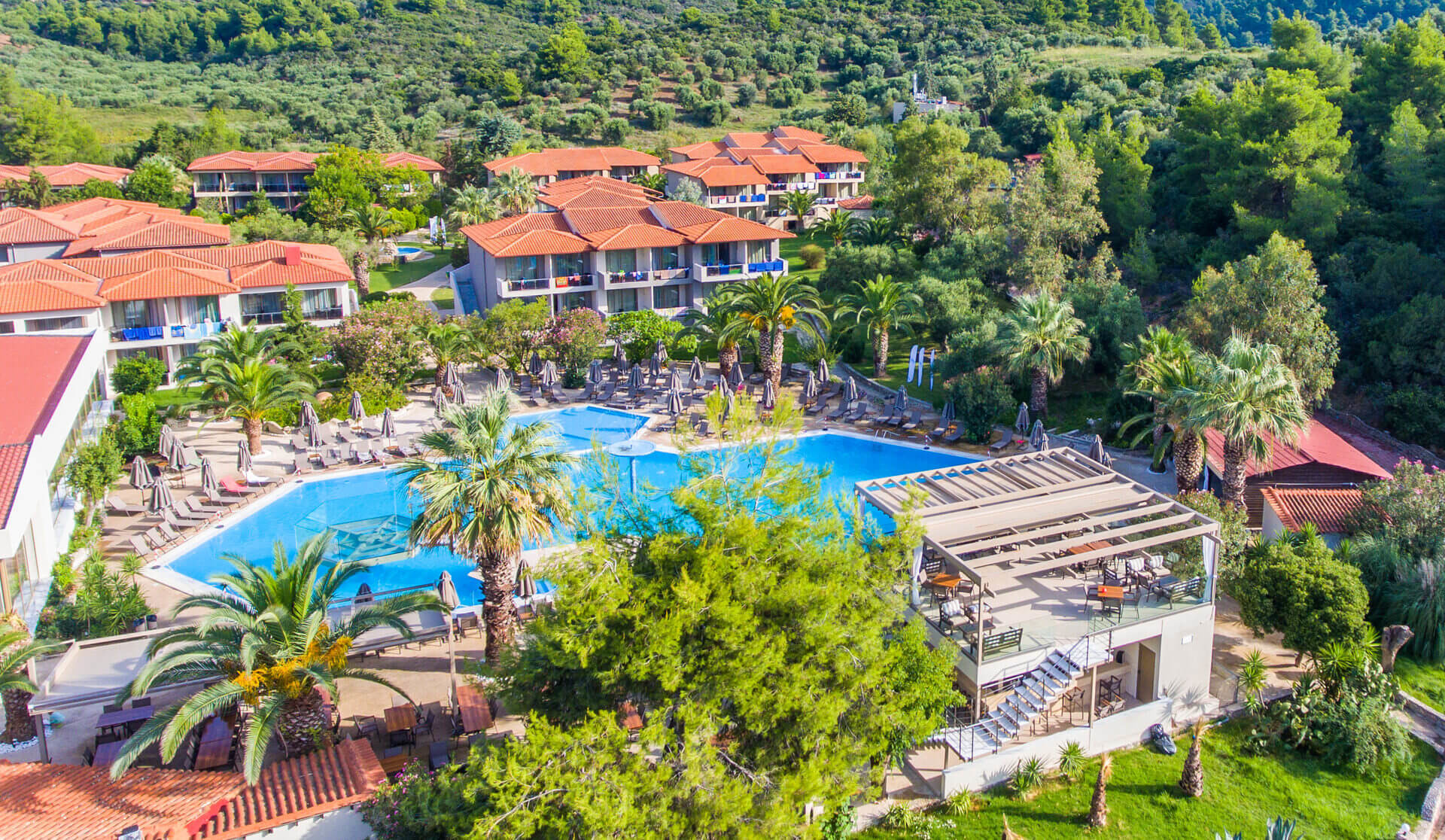Poseidon Hotel Sea Resort - общ изглед
