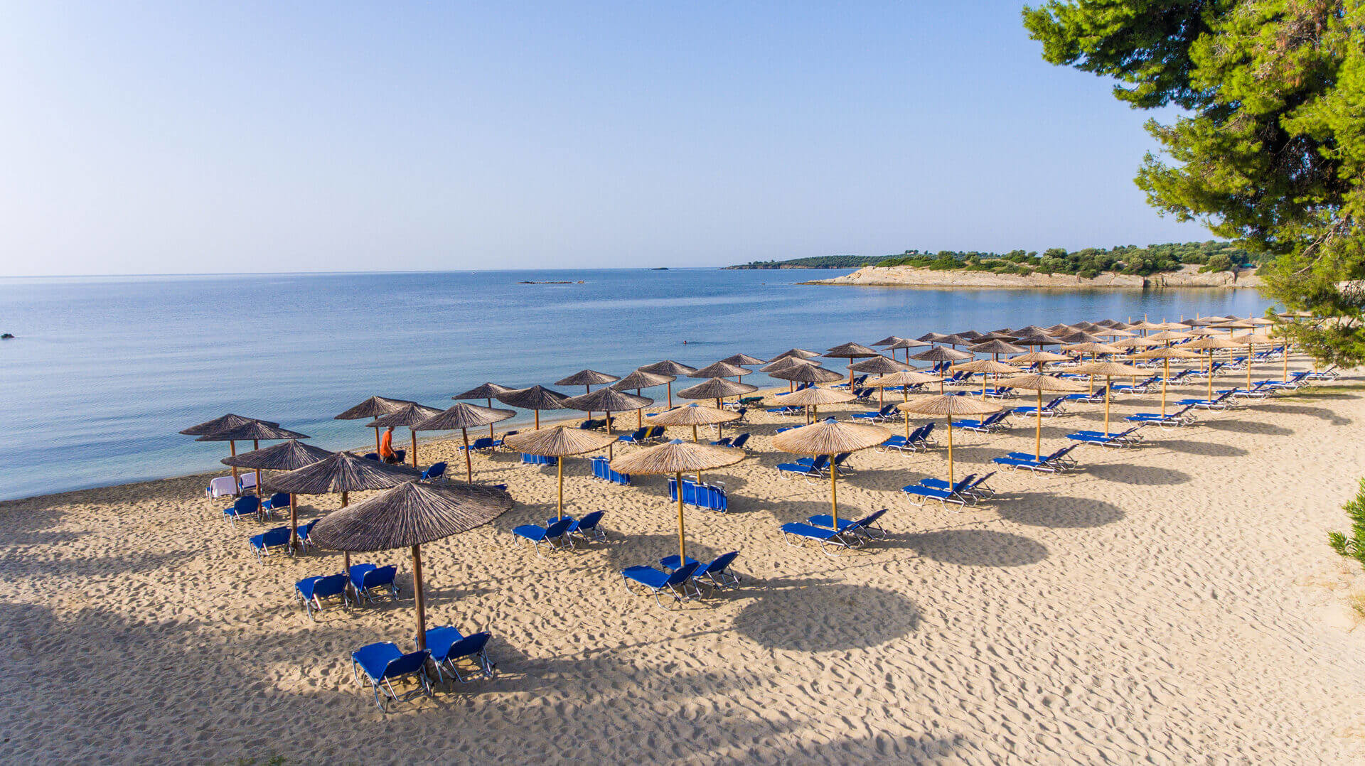 Poseidon Hotel Sea Resort - плаж