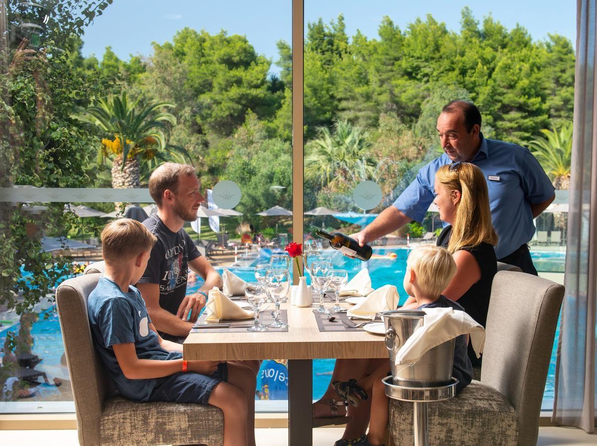 Poseidon Hotel Sea Resort - ресторант