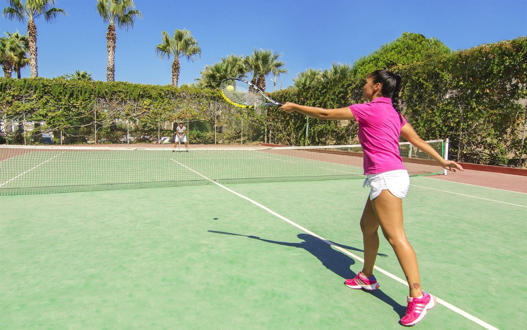 Grand Blue Sky -тенис