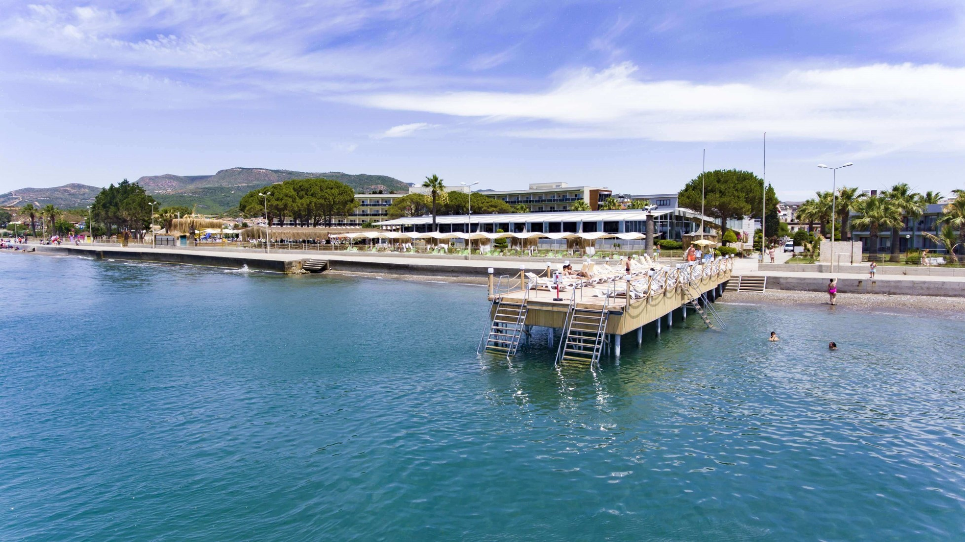 Gumuldur Resort Hotel - общ изглед