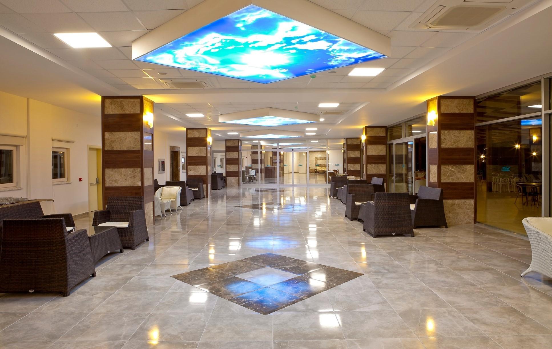 Gumuldur Resort Hotel - лоби