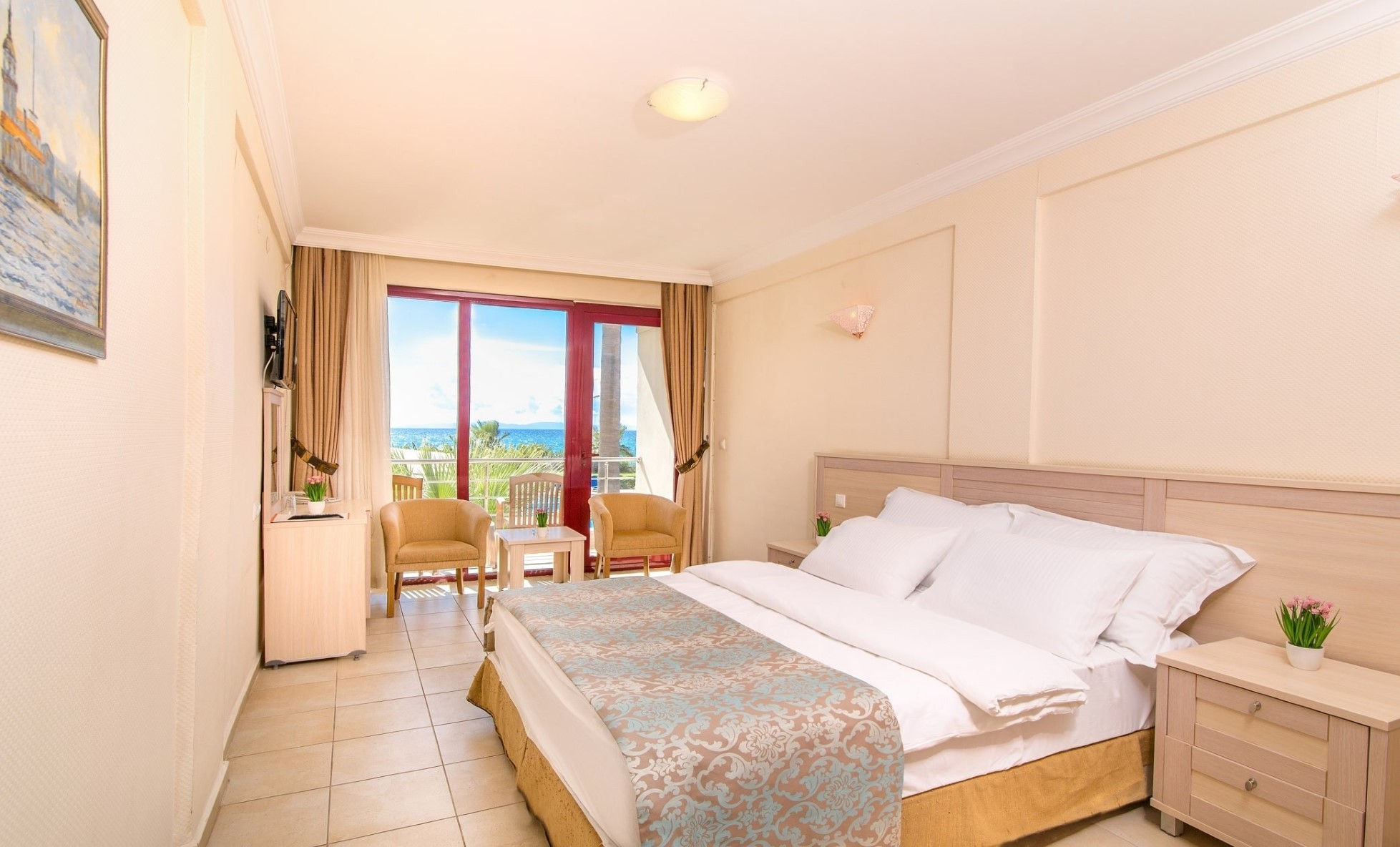Gumuldur Resort Hotel - стандртна стая