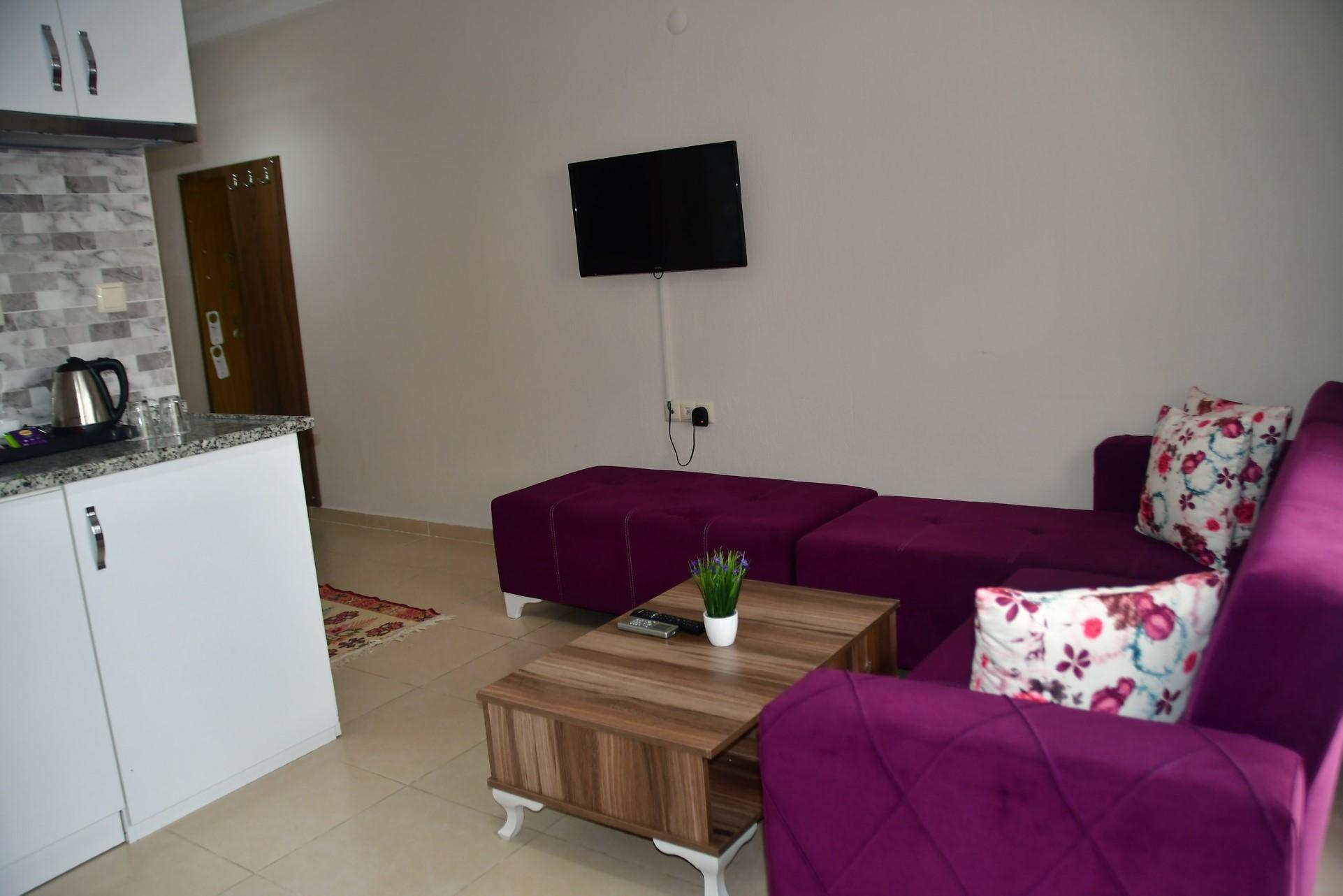 Gumuldur Resort Hotel - малък апартамент