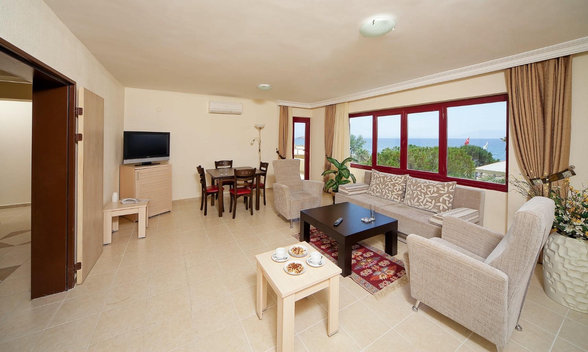 Gumuldur Resort Hotel - фамилна стая