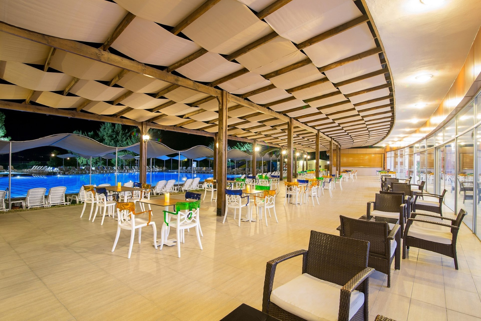 Gumuldur Resort Hotel - снек бар