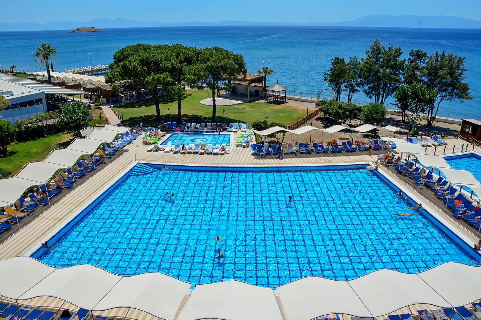 Gumuldur Resort Hotel - басейн