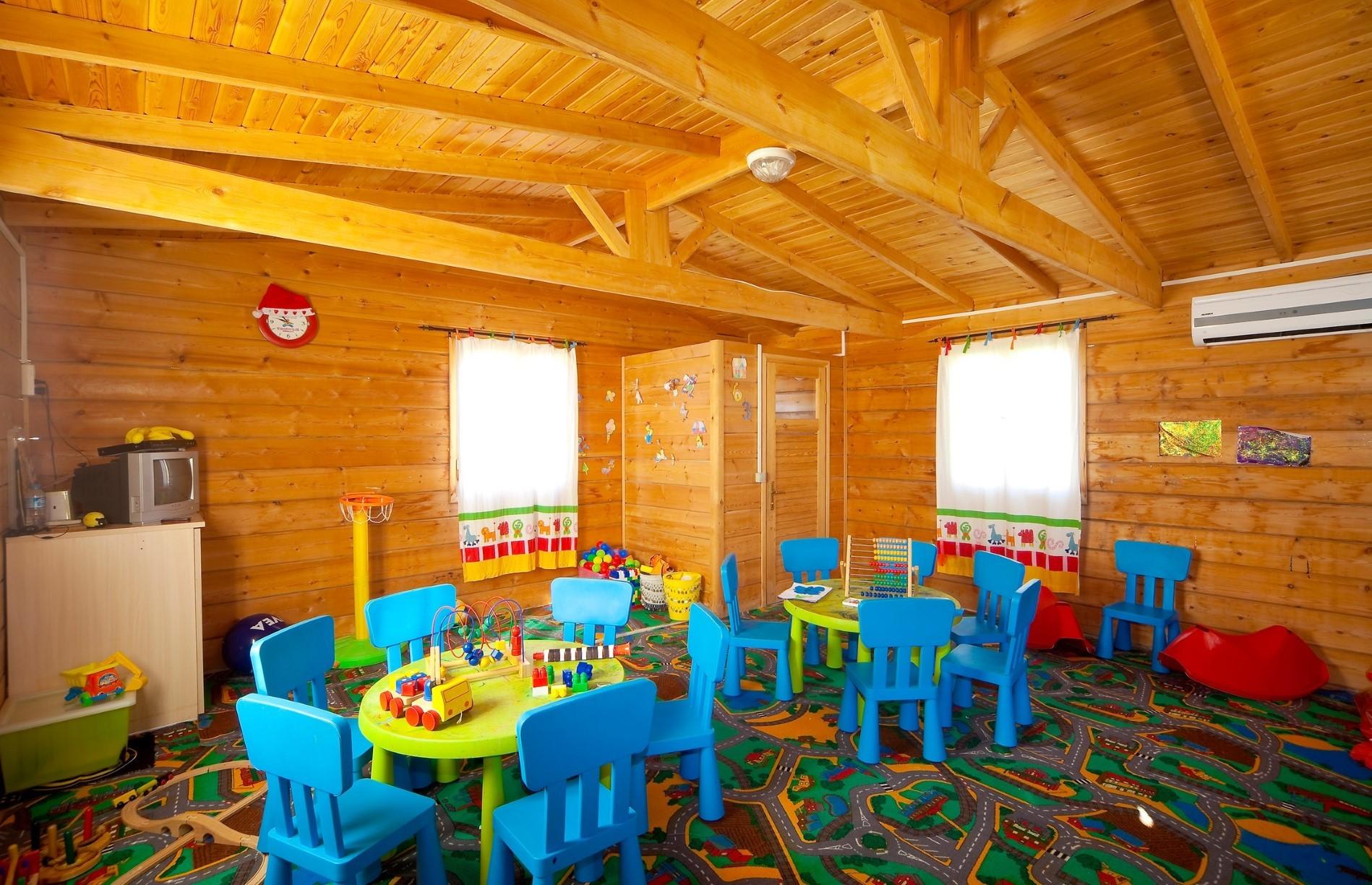 Gumuldur Resort Hotel - мини клуб