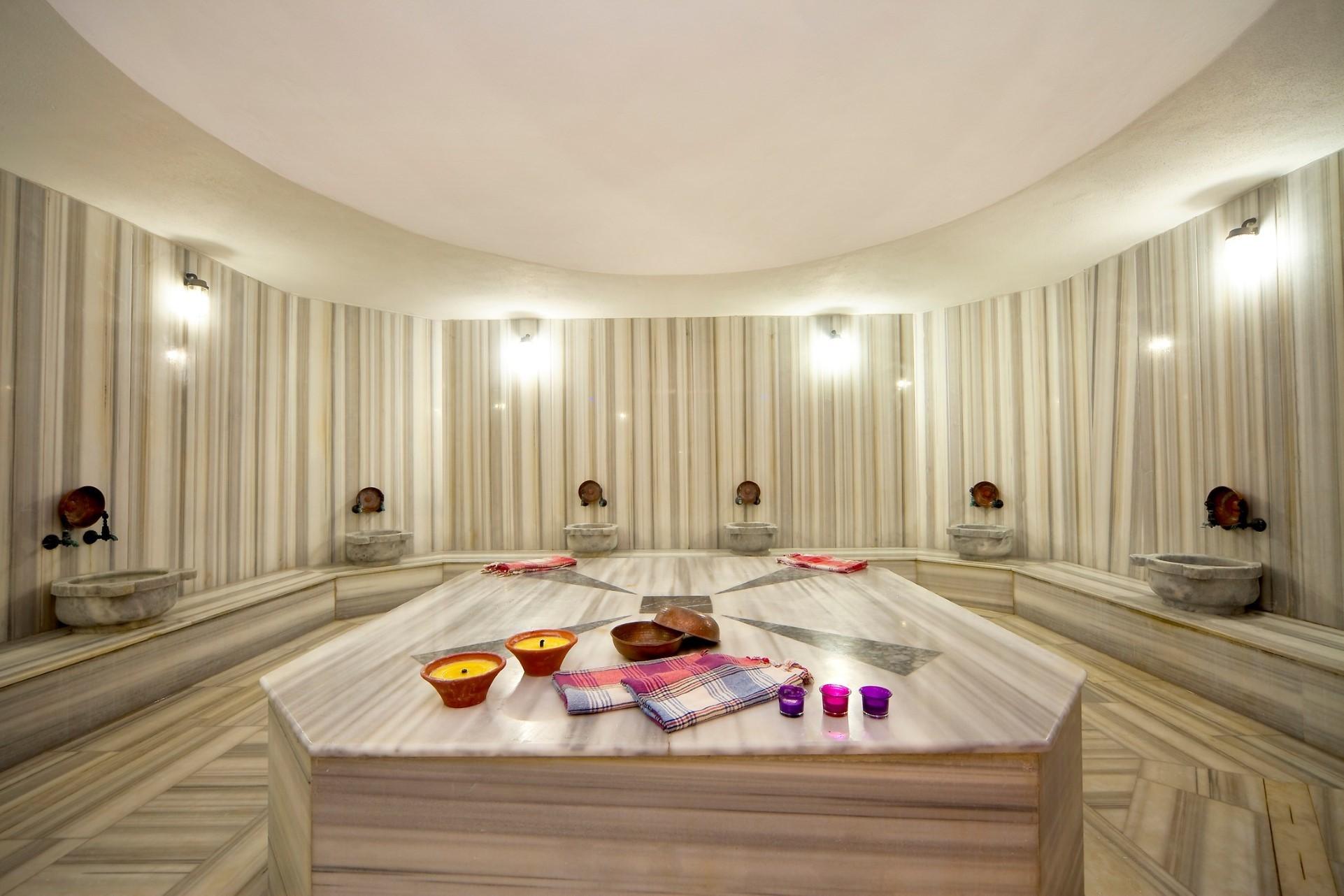 Gumuldur Resort Hotel - турска баня