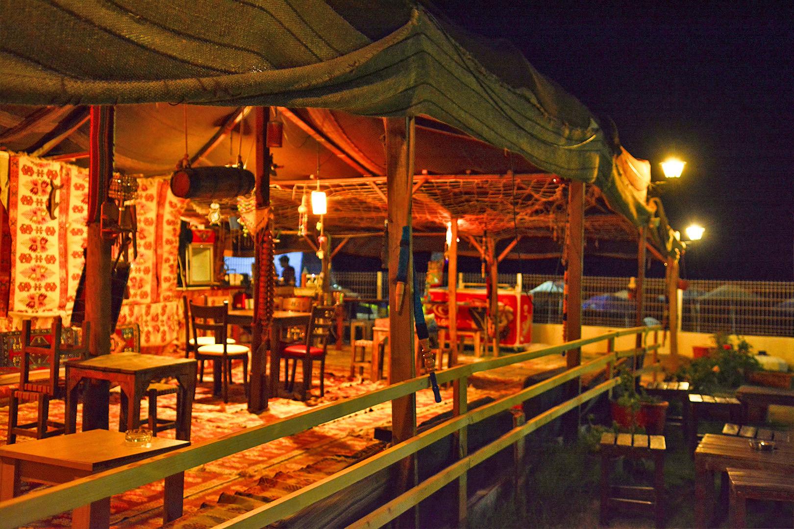 Gumuldur Resort Hotel - традиционен бар