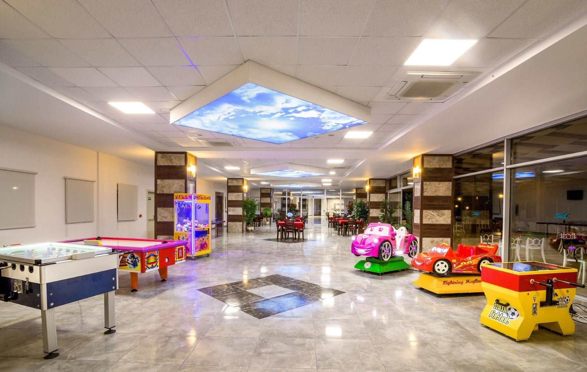 Gumuldur Resort Hotel - кът за игра