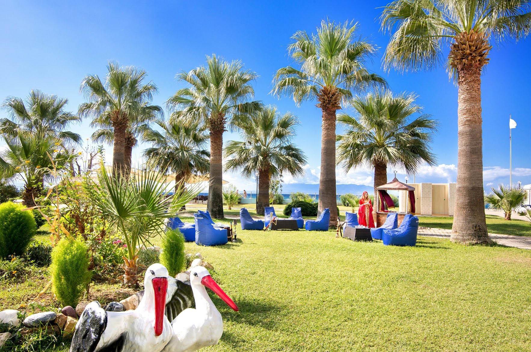 Gumuldur Resort Hotel - зона за релакс