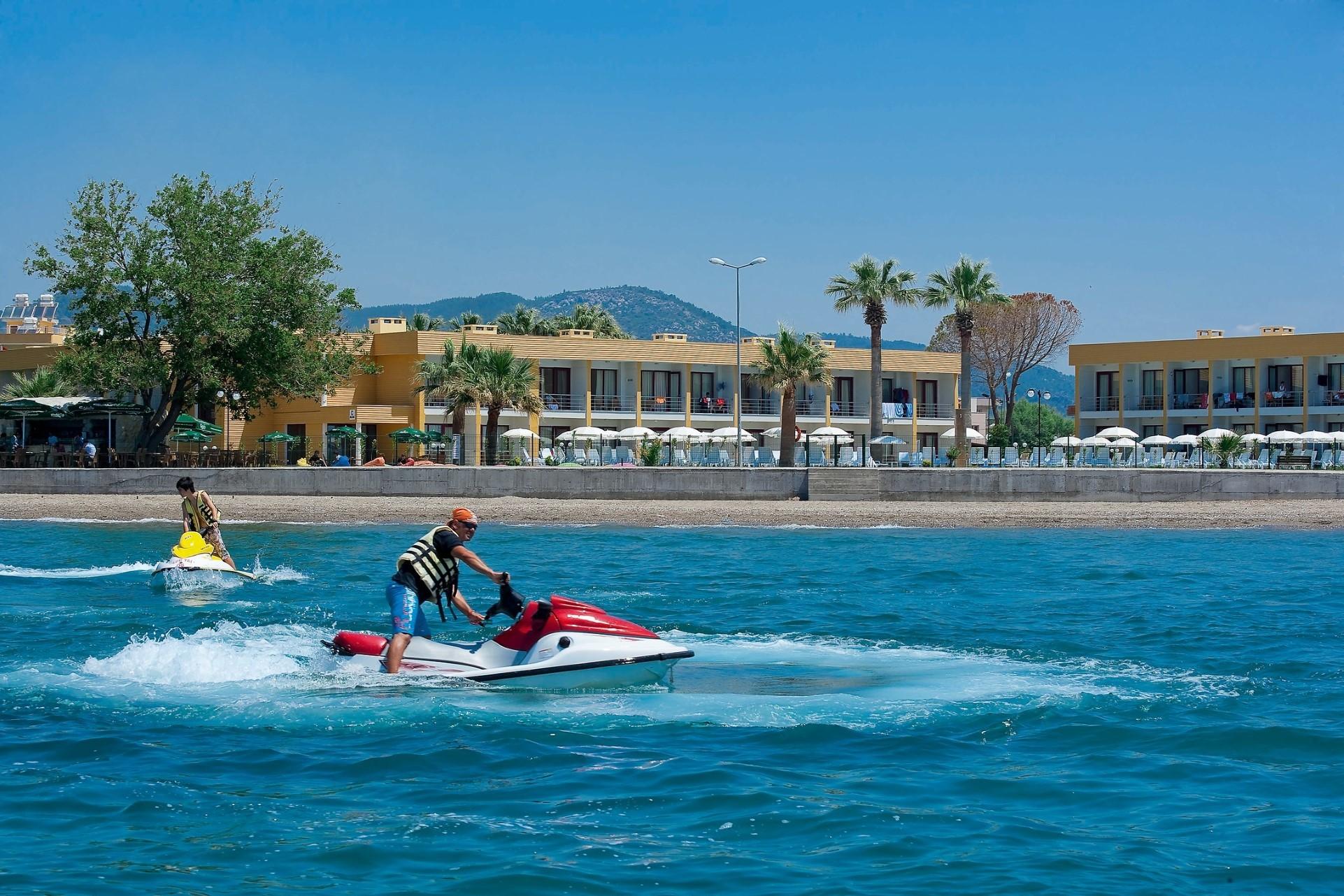 Gumuldur Resort Hotel - водни спортове