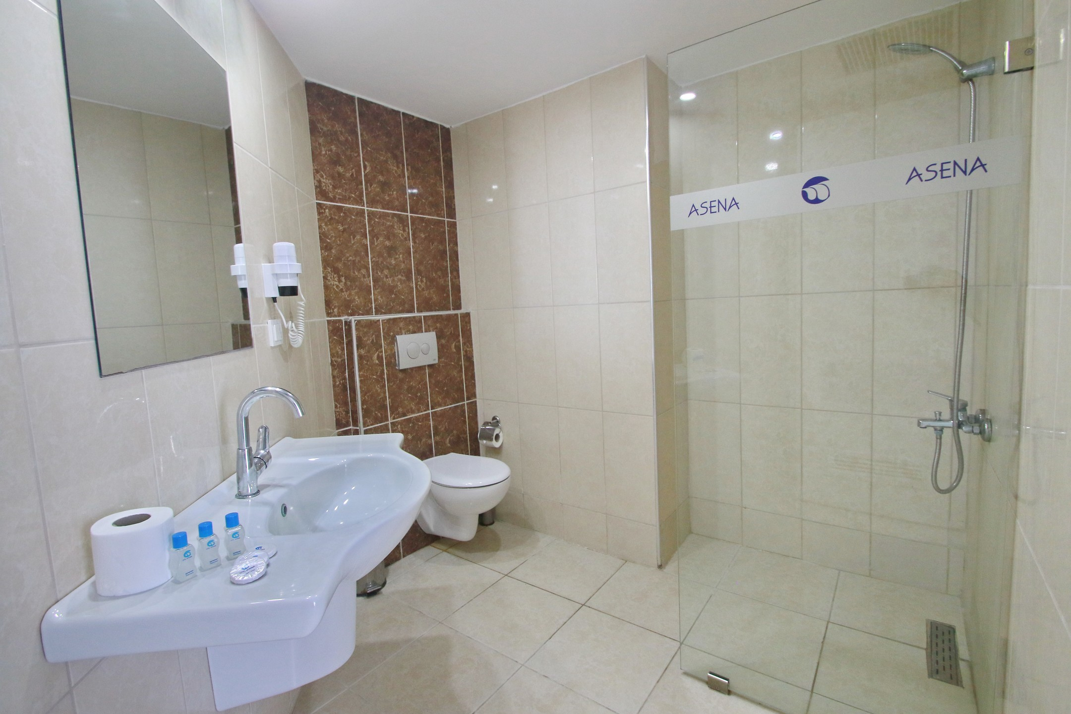 Asena Hotel - баня