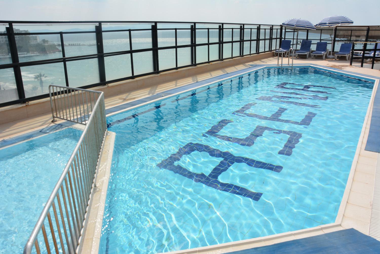 Asena Hotel - басейн