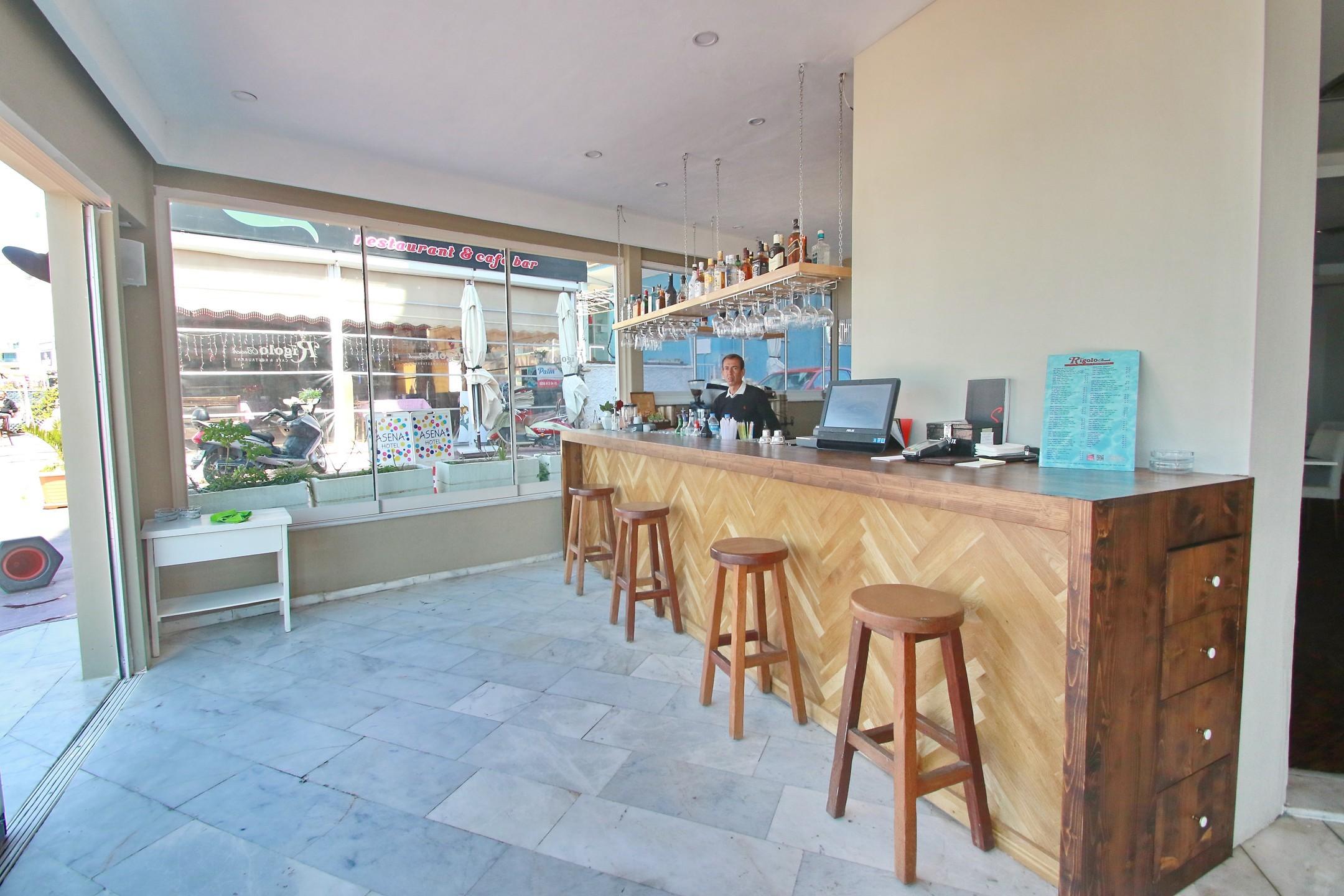 Asena Hotel - бар