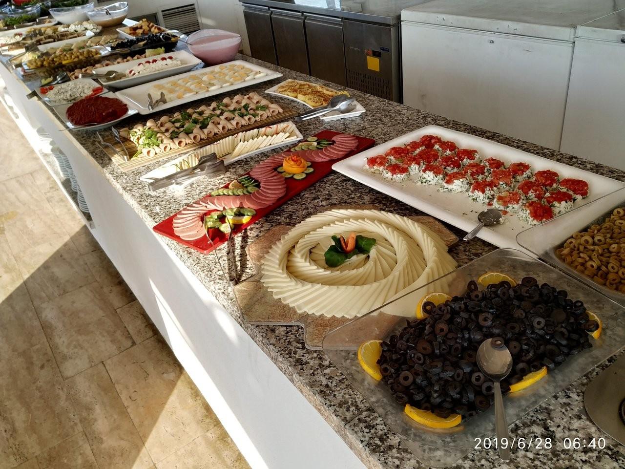 Asena Hotel - изхранване