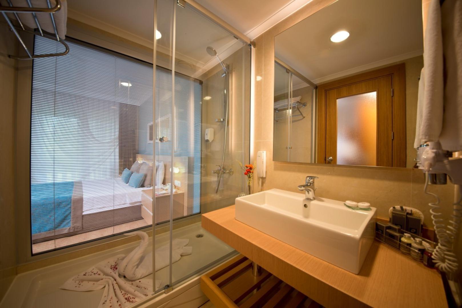Limak Limra Hotel & Resort - баня
