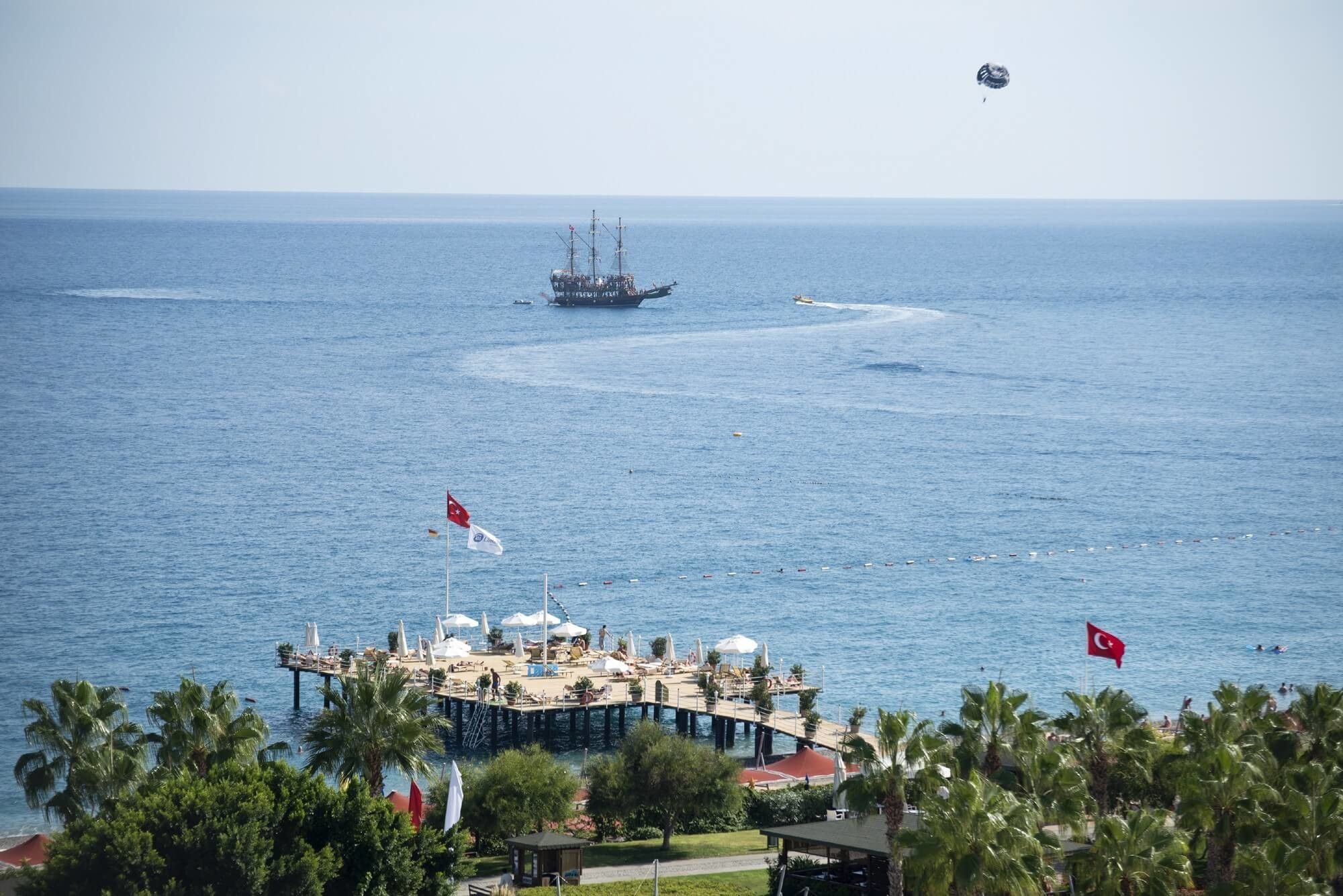 Limak Limra Hotel & Resort - плаж