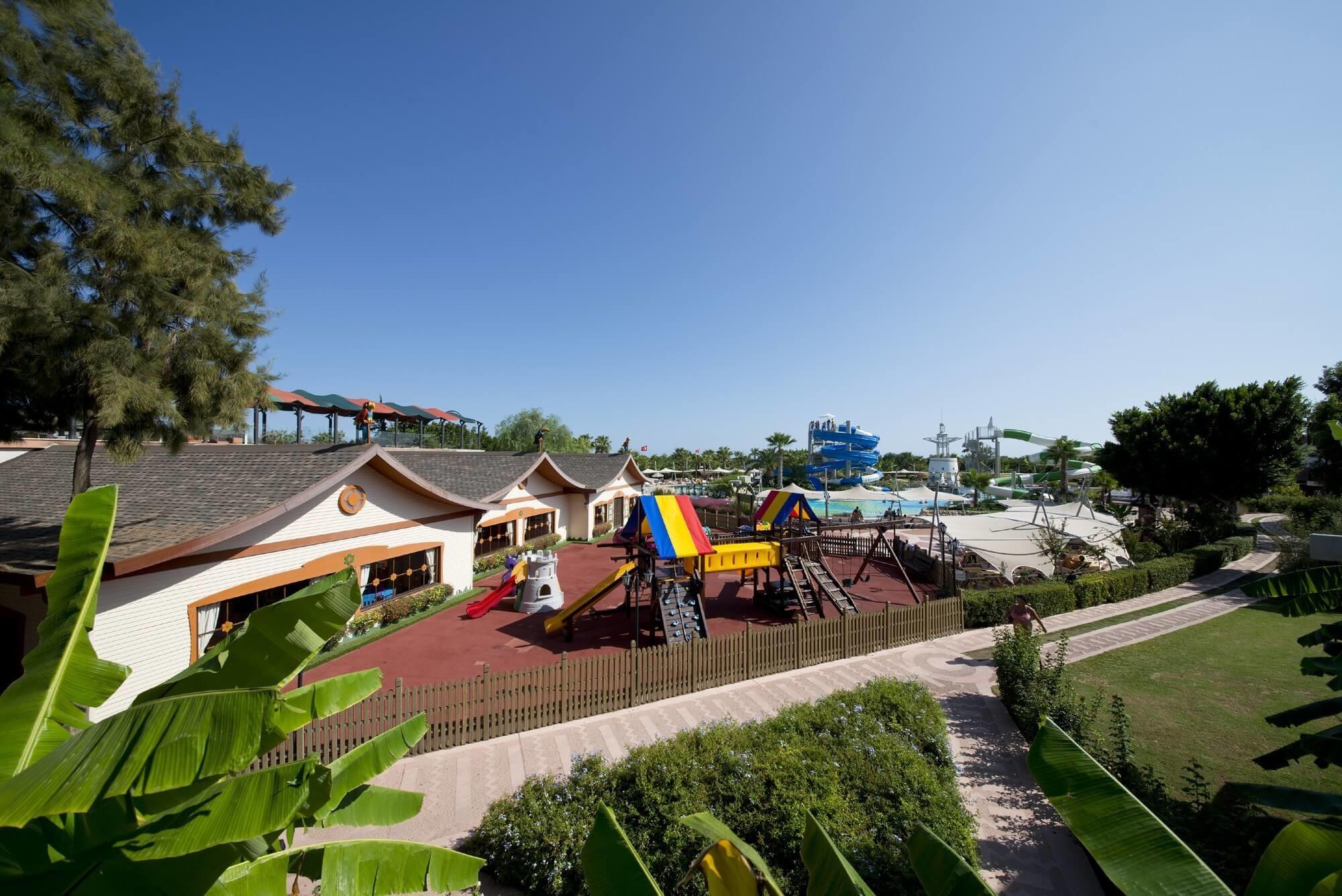 Limak Limra Hotel & Resort - мини клуб