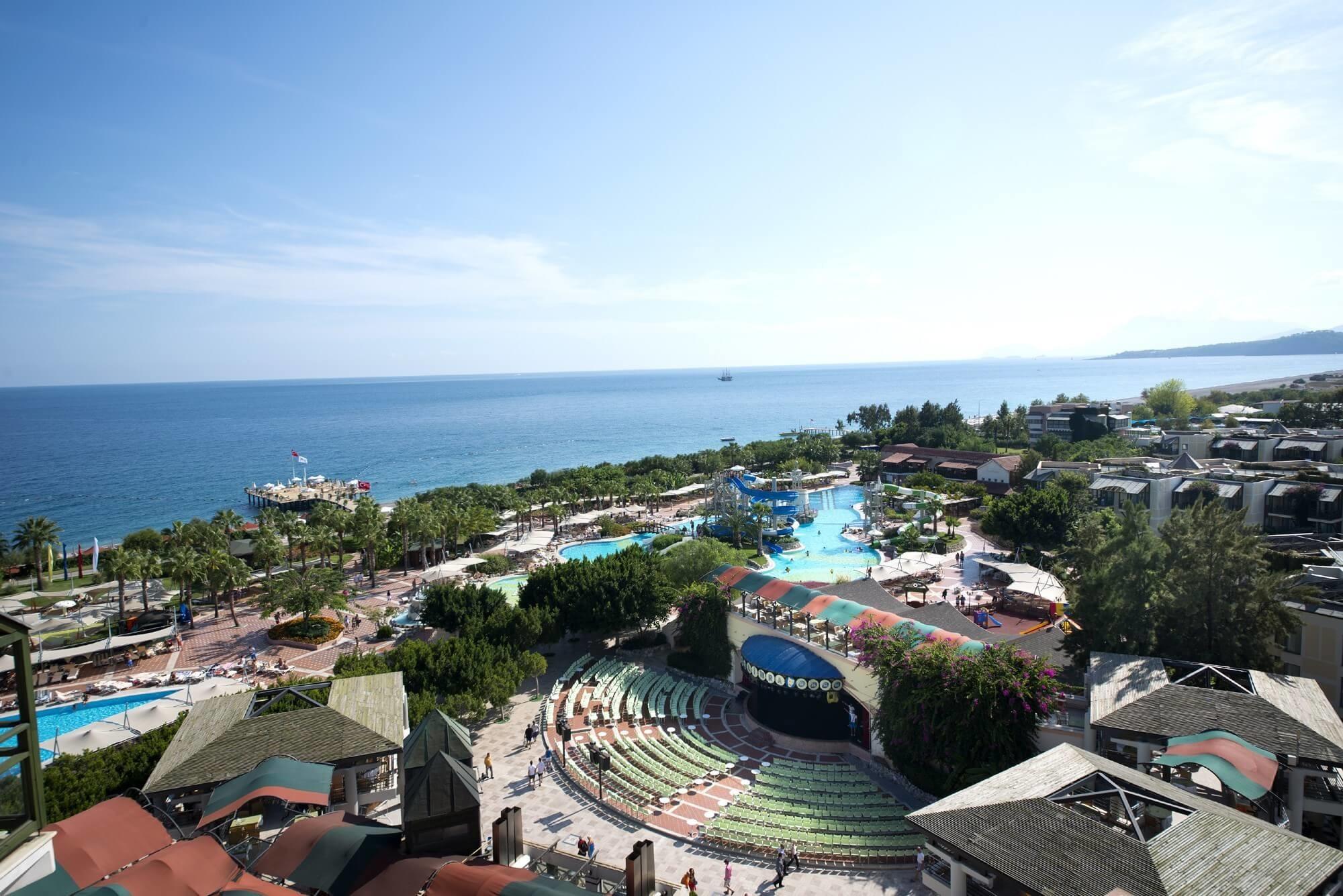 Limak Limra Hotel & Resort - общ изглед