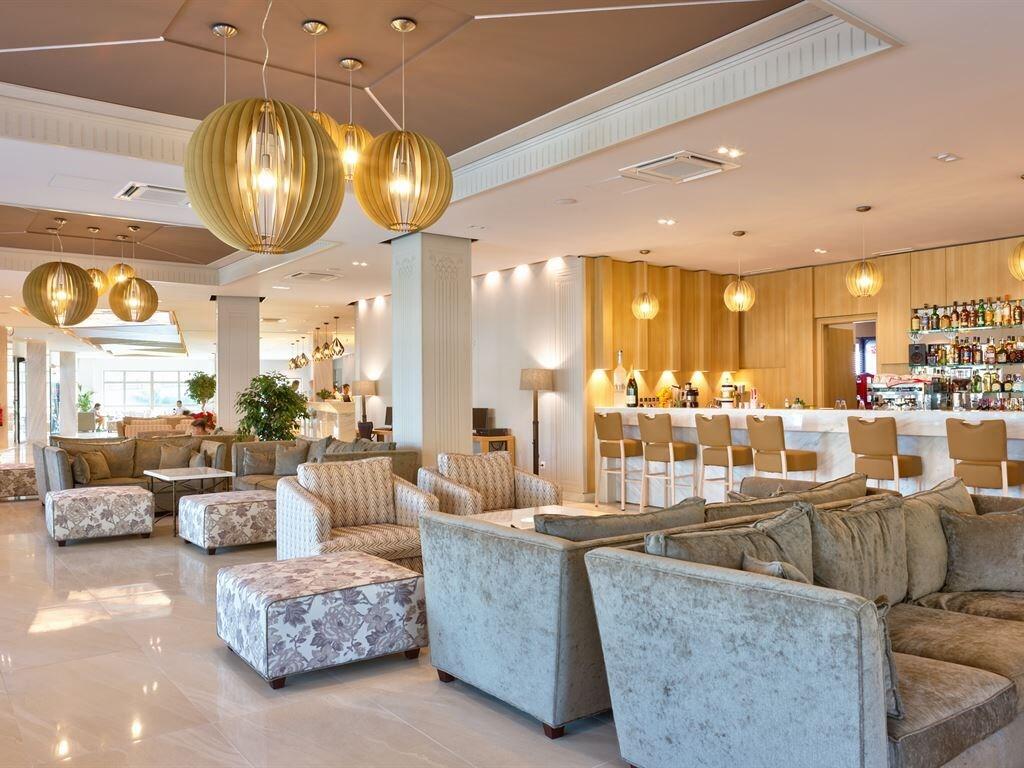 Thassos Grand Resort - лоби